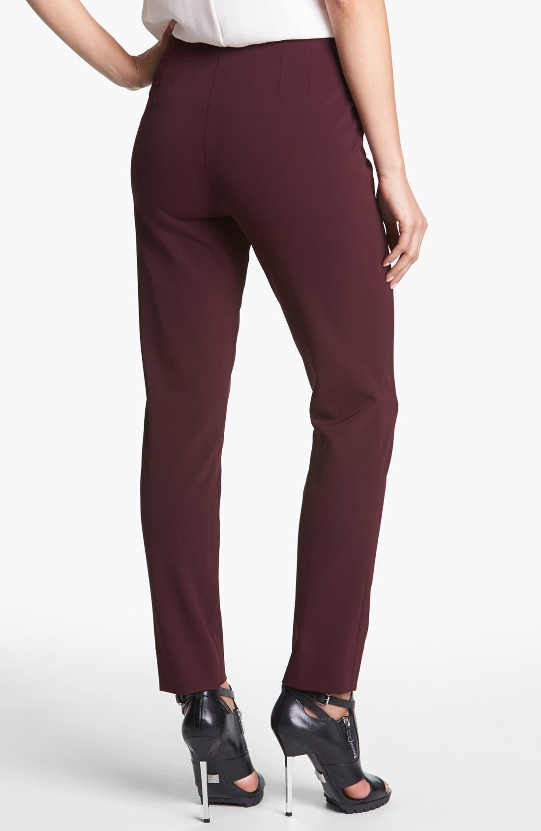 Alternate Image 2  - Theory 'Belisa' Woven Pants