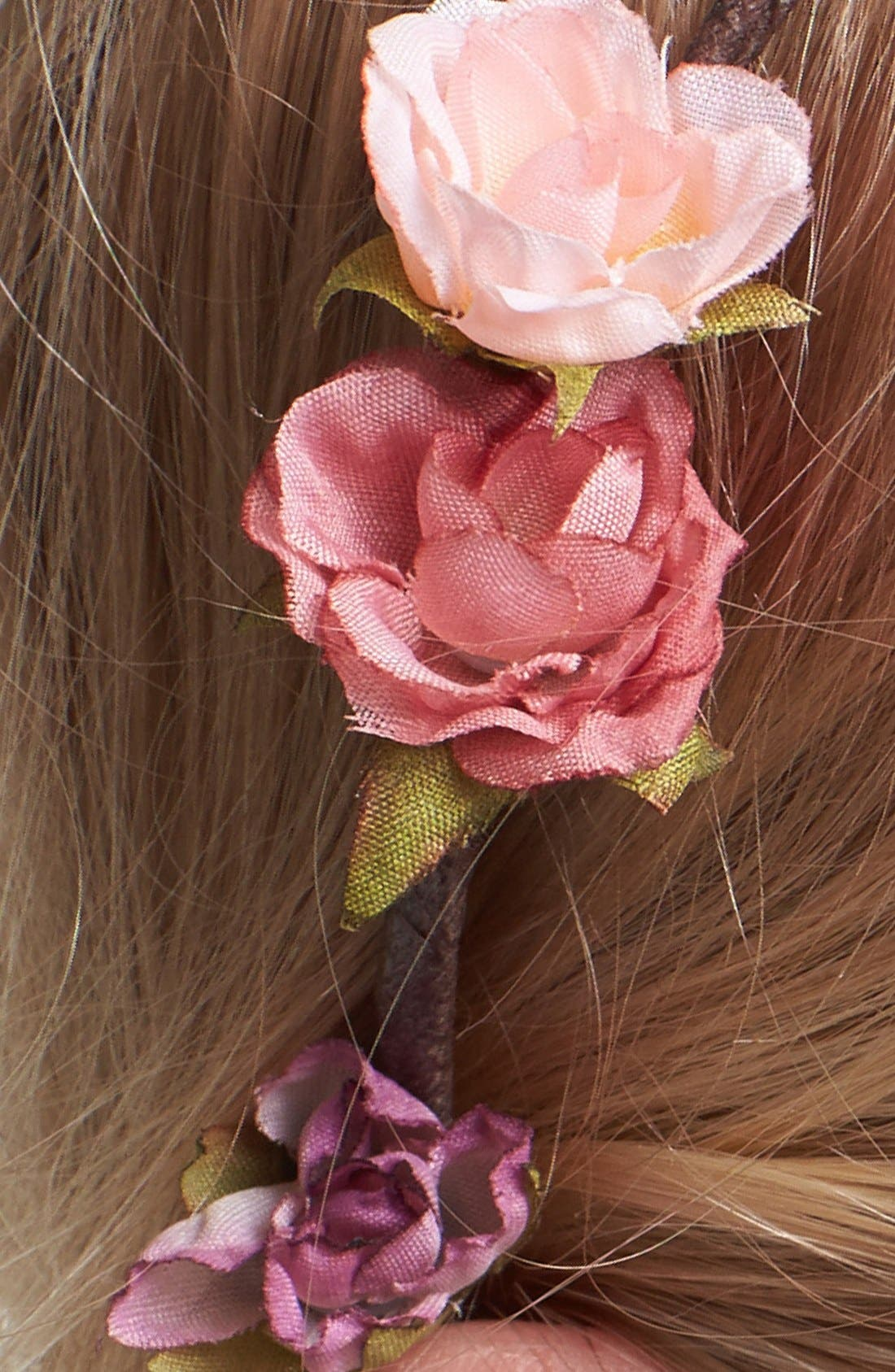Alternate Image 2  - Whichgoose 'Paradigm' Pink Bud Headband