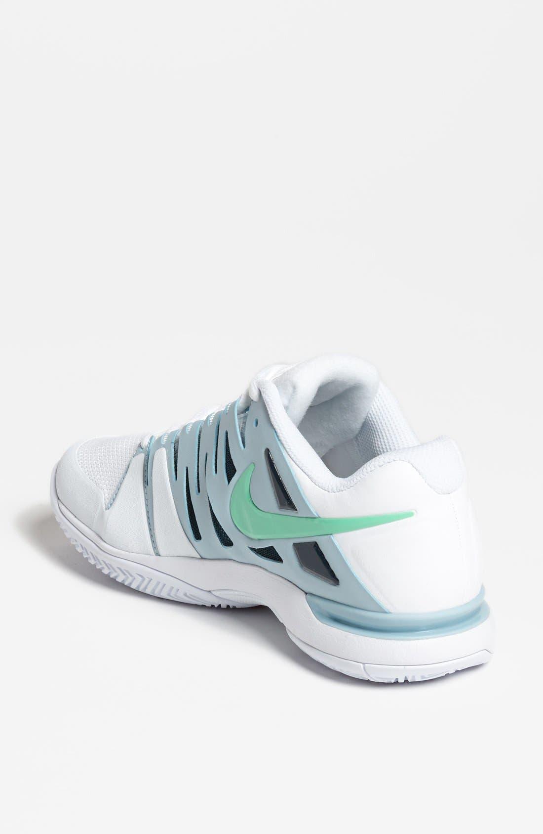 Alternate Image 2  - Nike 'Zoom Vapor 9 Tour' Tennis Shoe (Women)