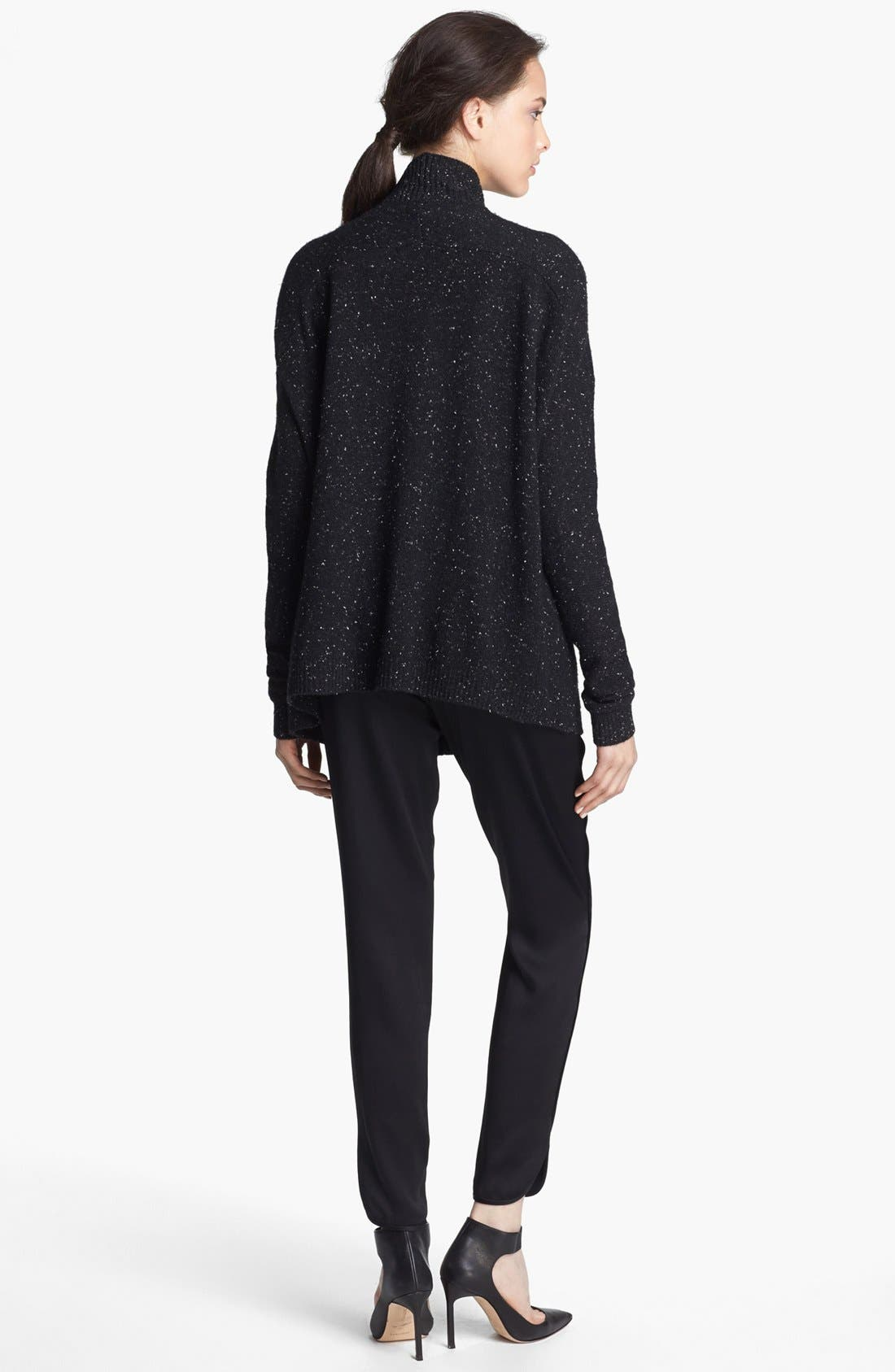 Alternate Image 2  - Alexander Wang Donegal Tweed Knit Cardigan