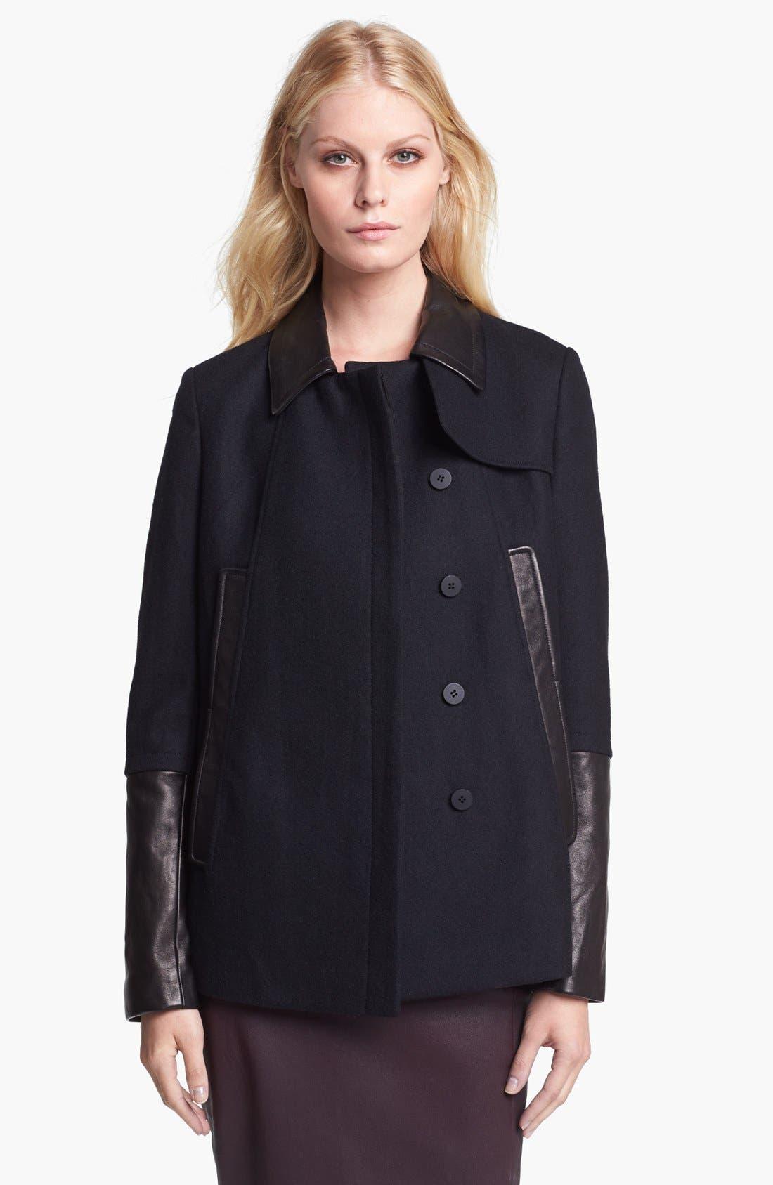 Alternate Image 1 Selected - Diane von Furstenberg 'Eva Melton' Coat
