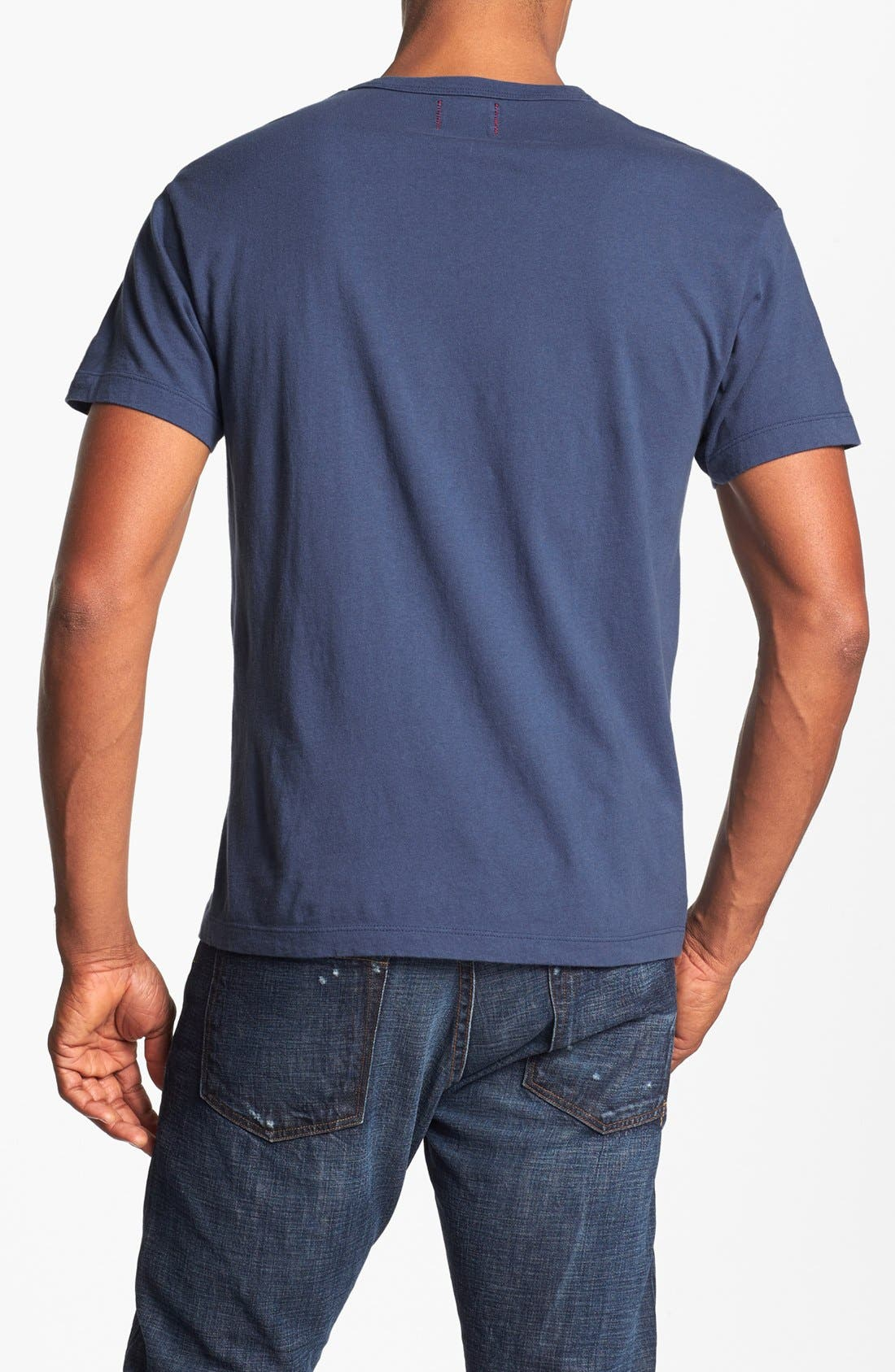 Alternate Image 2  - Tailgate 'Brother Jimmy's BBQ' Trim Fit T-Shirt