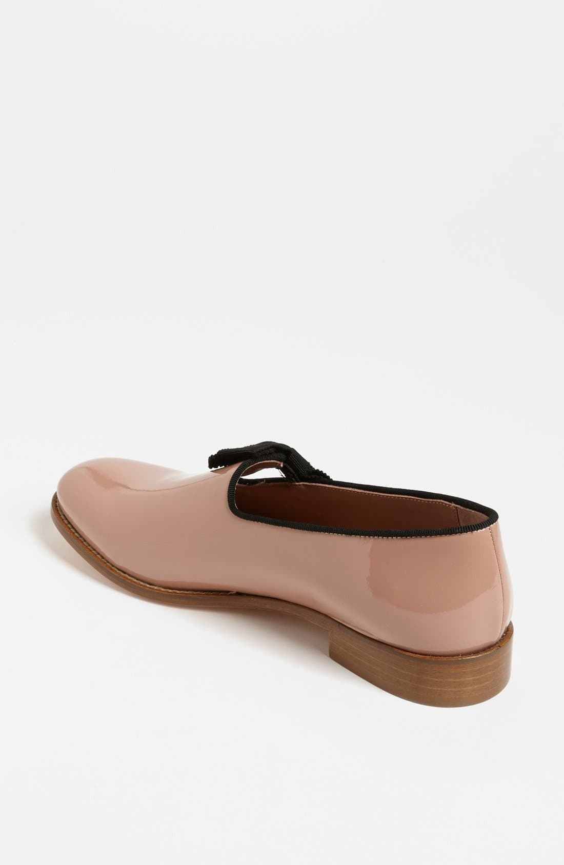 Alternate Image 2  - RED Valentino Patent Leather Tuxedo Loafer