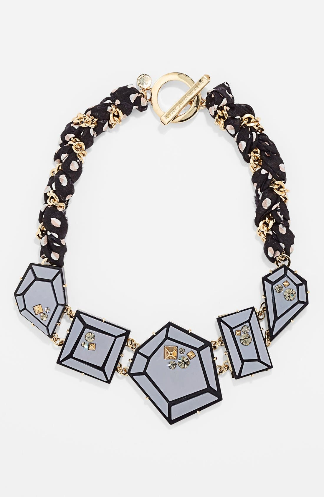 Alternate Image 1 Selected - MARC BY MARC JACOBS 'Giant Gems' Statement Necklace