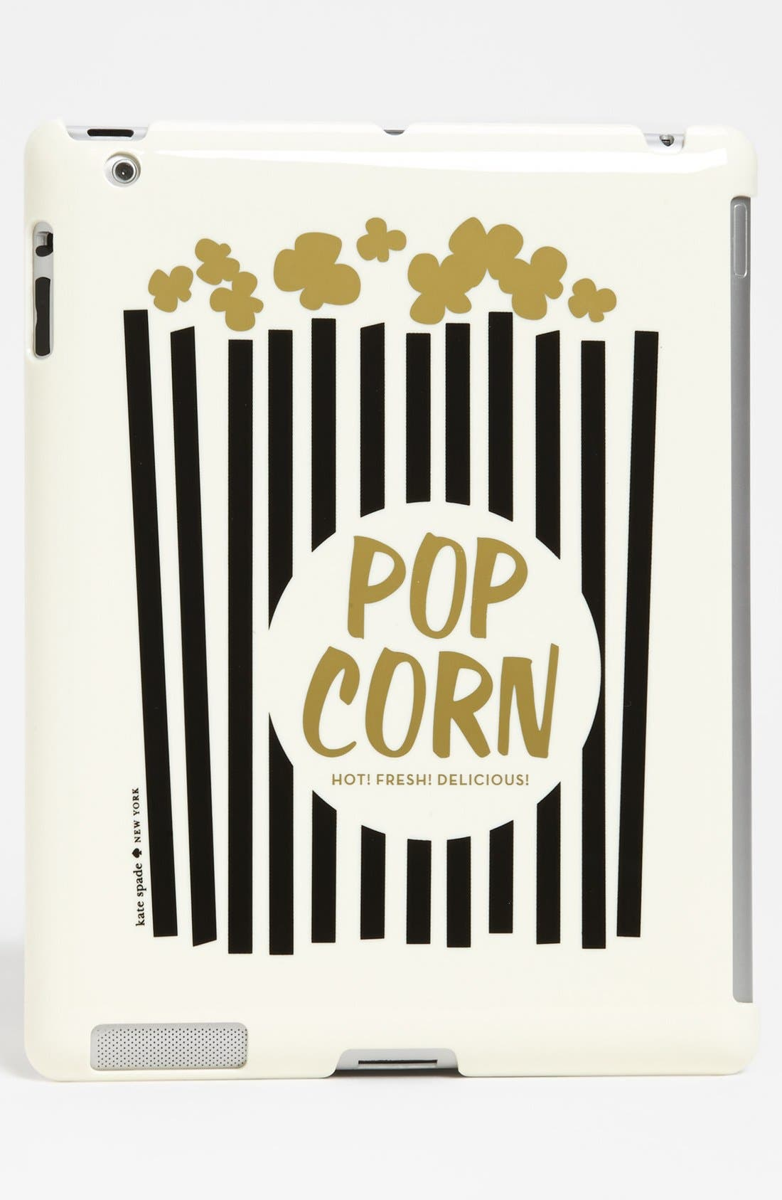Alternate Image 1 Selected - kate spade new york 'popcorn' iPad case
