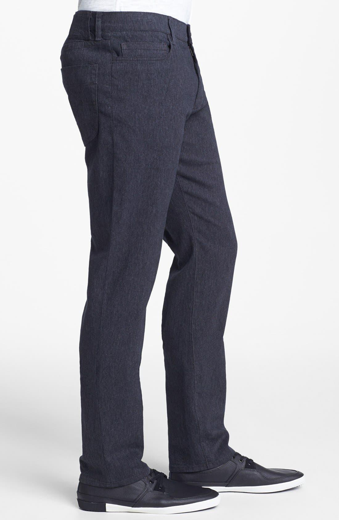 Alternate Image 3  - Vince Slim Fit Five Pocket Straight Leg Pants