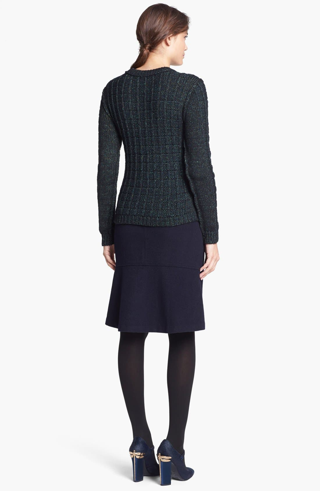 Alternate Image 5  - Tory Burch 'Lucy' Embellished Sweater