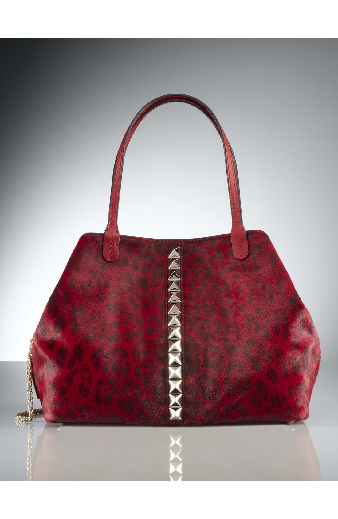 Alternate Image 4  - Valentino 'Cavallino - Medium' Calf Hair Tote