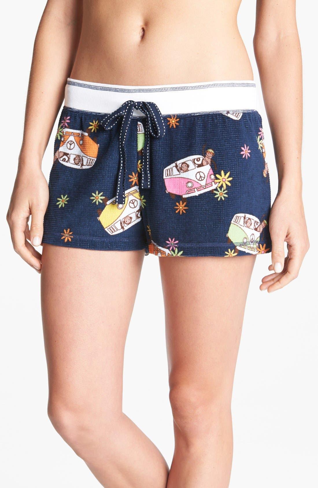 Alternate Image 1 Selected - PJ Salvage 'Monkey Bus' Shorts