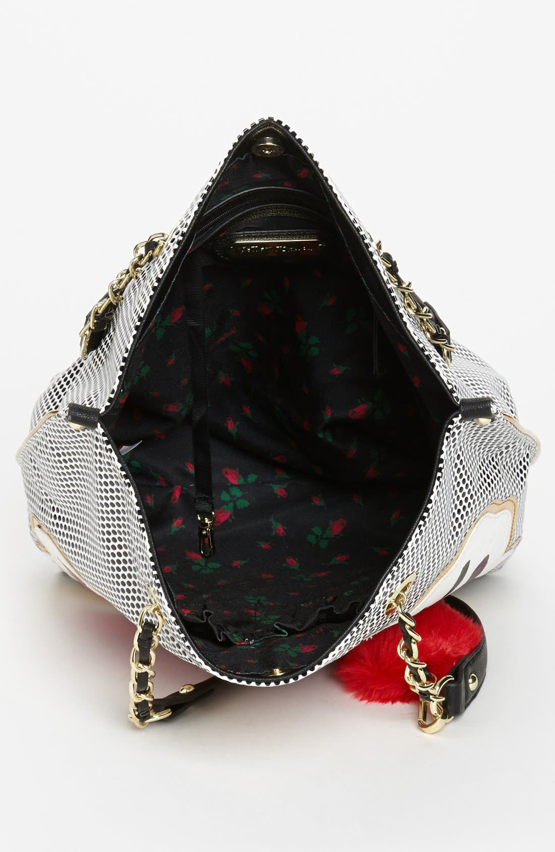 Alternate Image 2  - Betsey Johnson 'Super Betsey' Tote