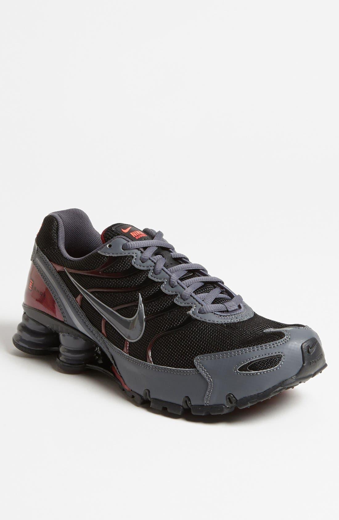 Alternate Image 1 Selected - Nike 'Shox Turbo VI SL' Running Shoe (Men)