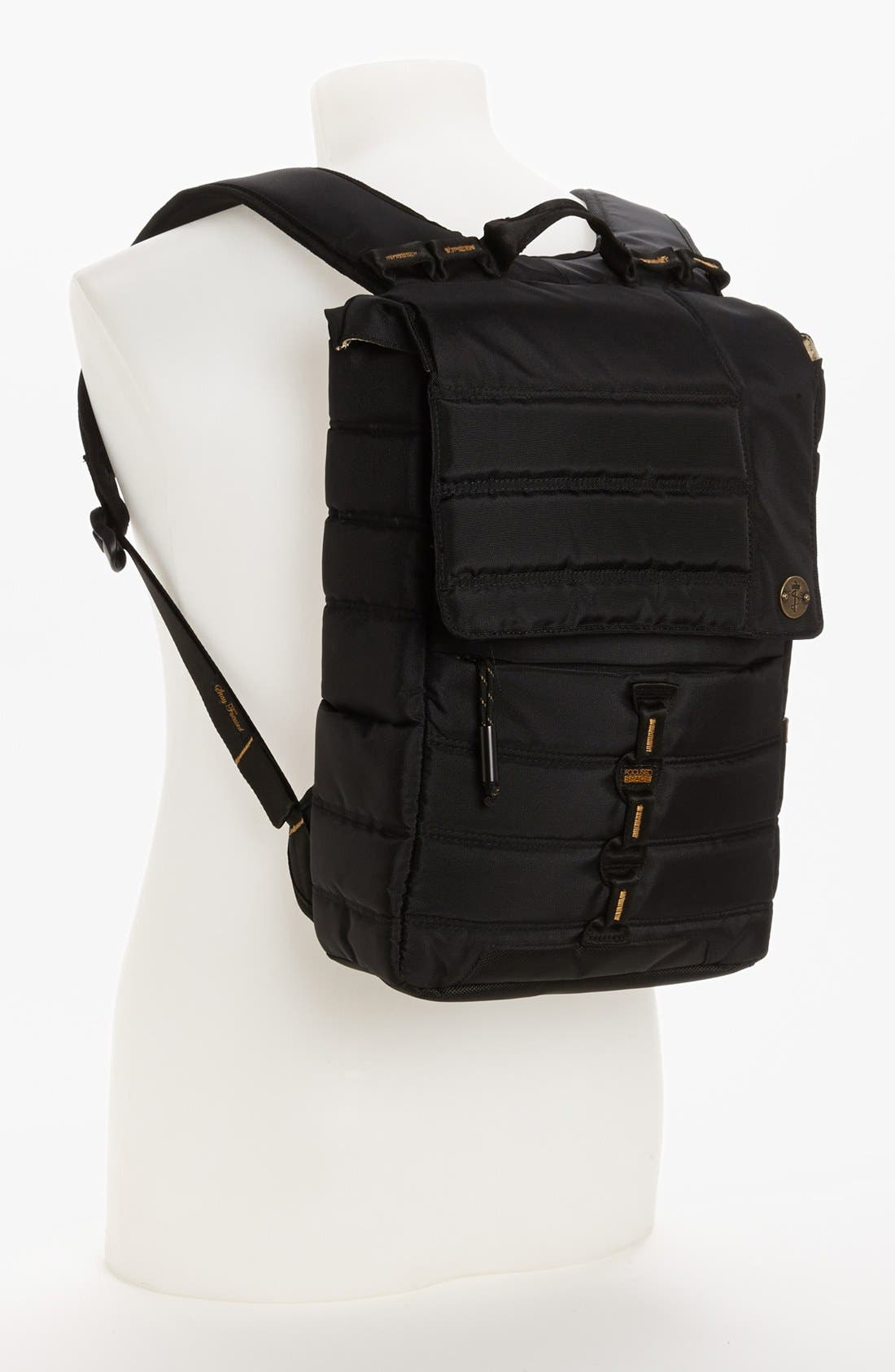 Alternate Image 4  - Focused Space 'Slimline' Backpack