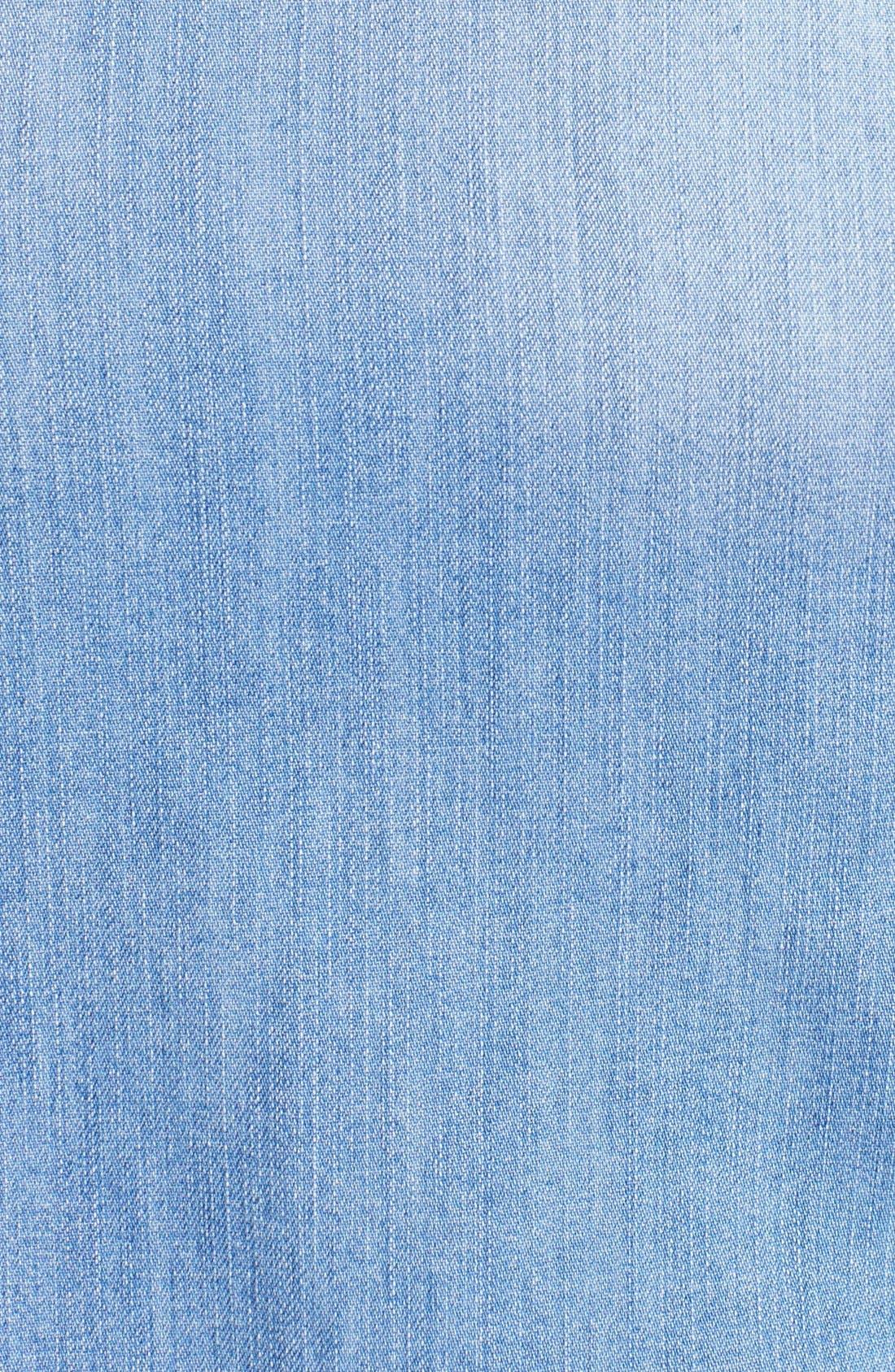 Alternate Image 3  - DIESEL® 'Sonora' Chambray Denim Shirt