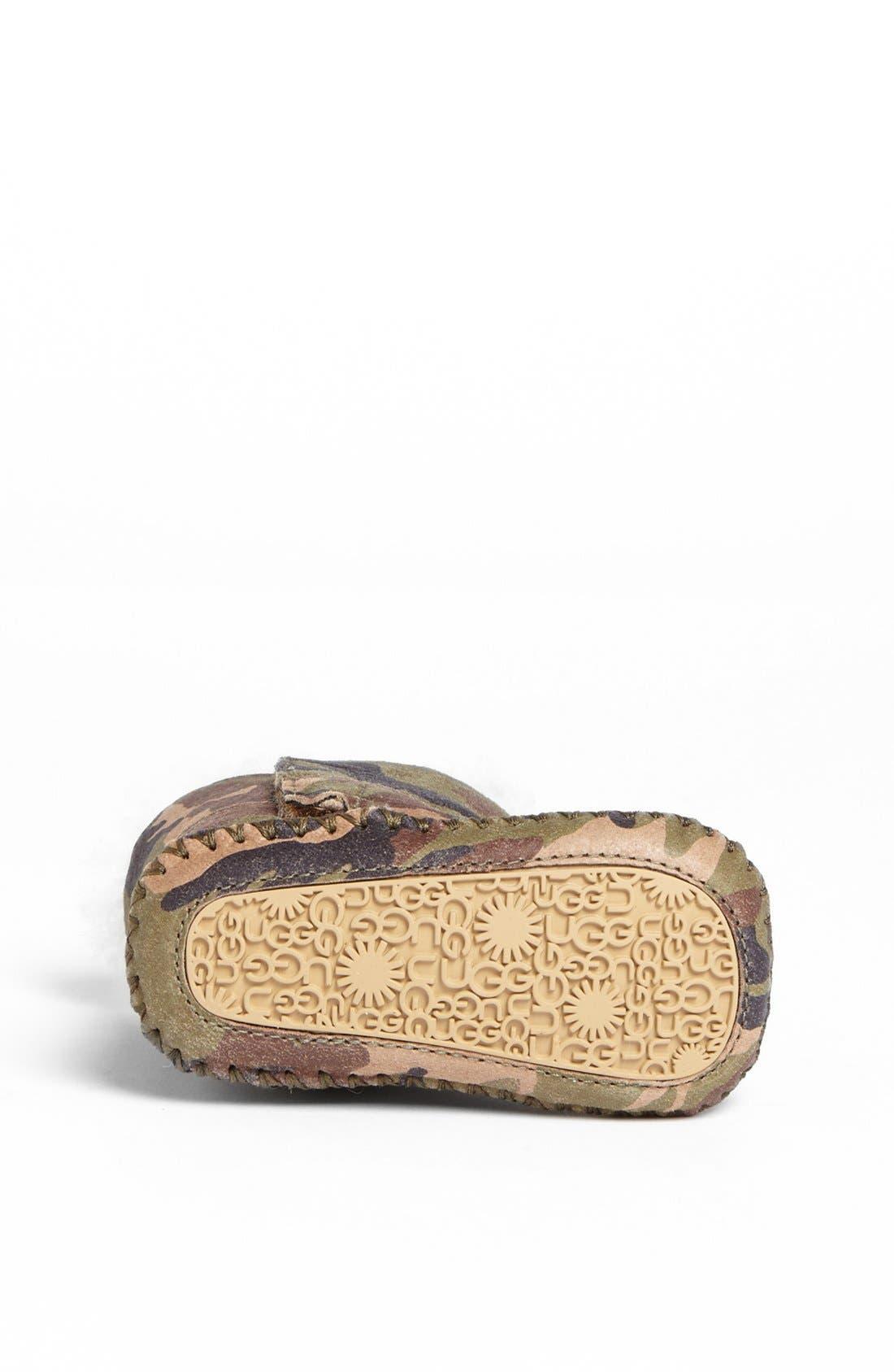 Alternate Image 4  - UGG® 'Caden' Boot (Baby)
