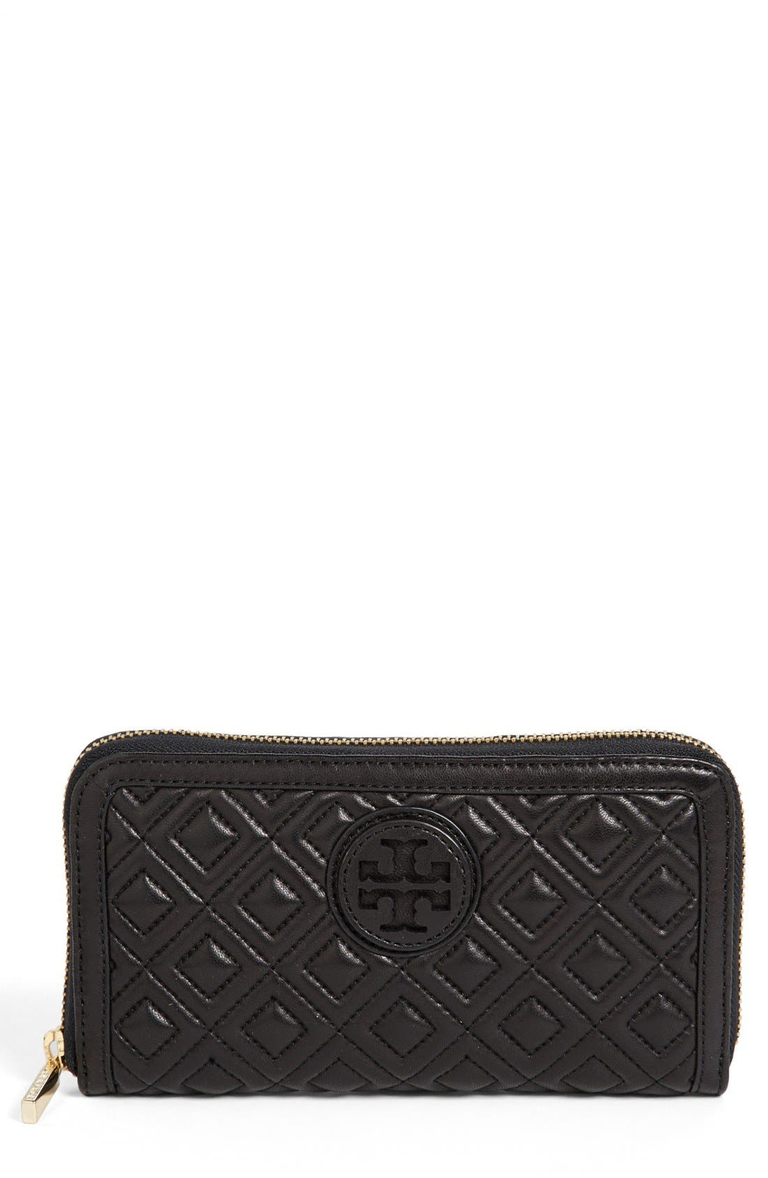 Alternate Image 1 Selected - Tory Burch 'Marion' Continental Wallet
