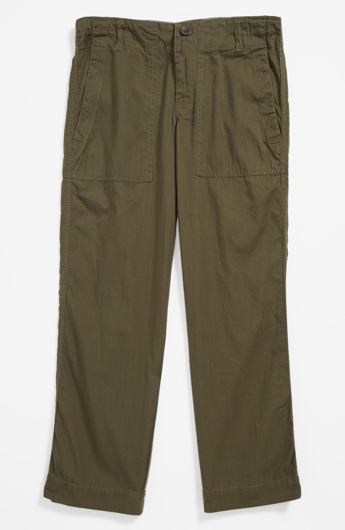 Main Image - Peek 'Tilden' Utility Pants (Big Boys)