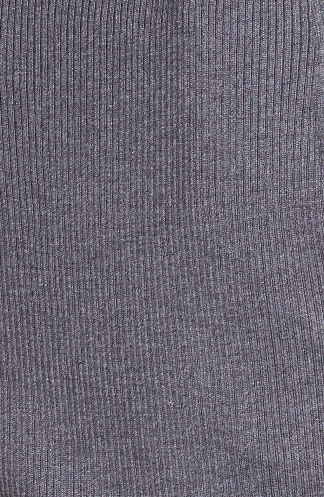 Alternate Image 3  - Vince Camuto Mock Neck Sweater