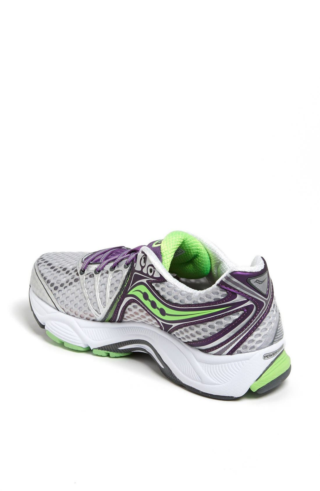 Alternate Image 2  - Saucony 'PowerGrid Triumph 10' Running Shoe (Women)