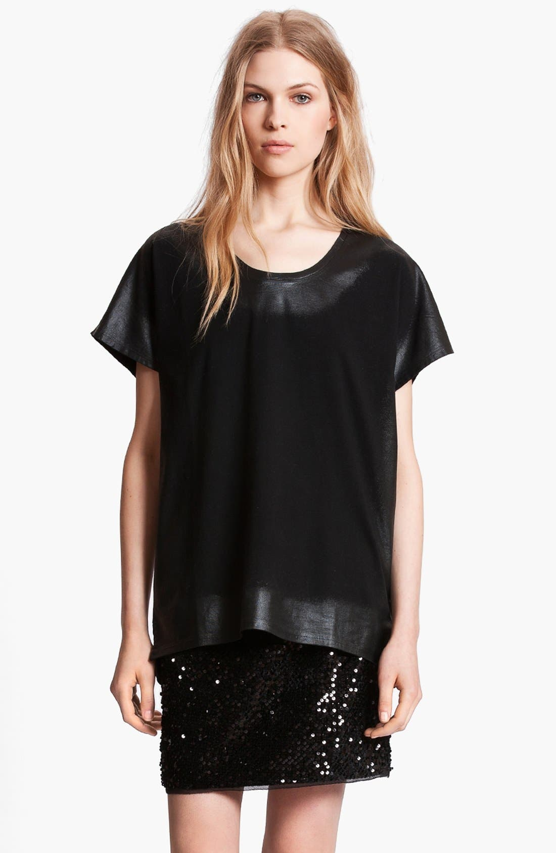 Alternate Image 1 Selected - Zadig & Voltaire 'Vicky' Tee