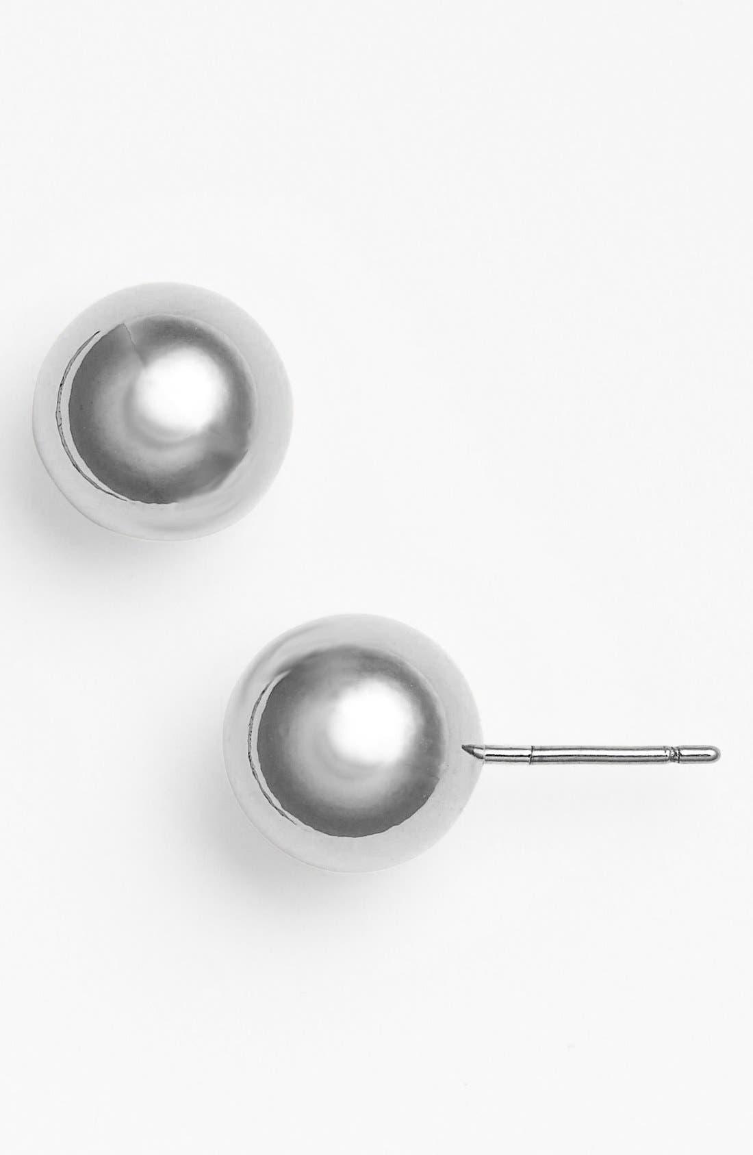 Alternate Image 1 Selected - Lauren Ralph Lauren Ball Stud Earrings