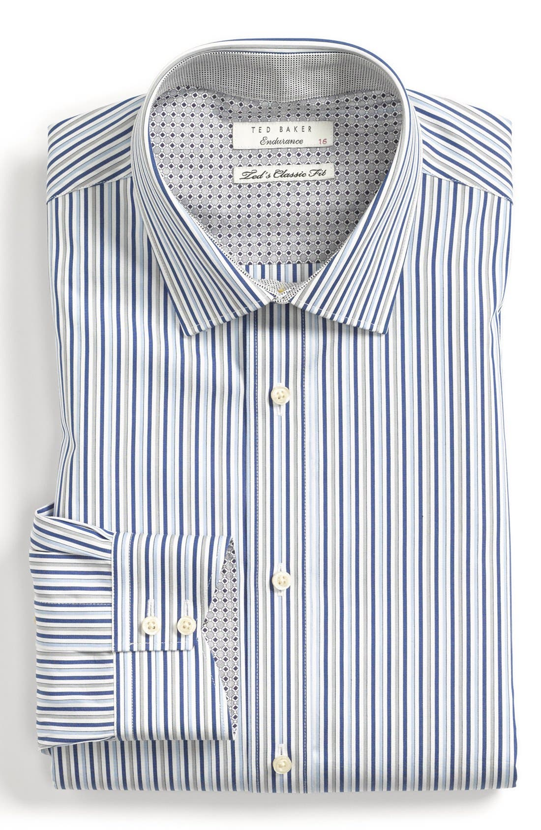 Alternate Image 1 Selected - Ted Baker London Classic Fit Dress Shirt