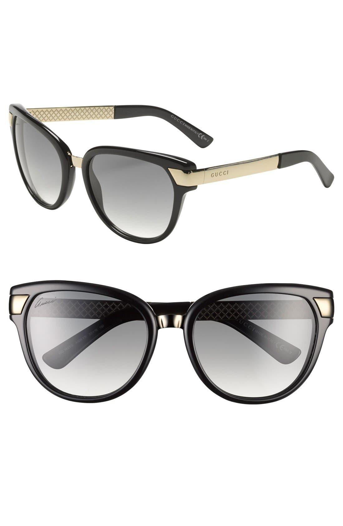 Main Image - Gucci 55mm Sunglasses