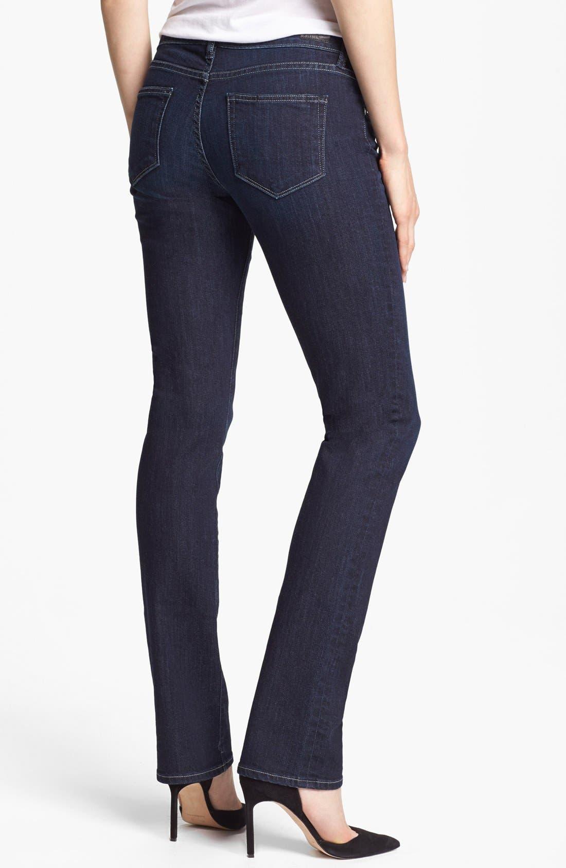 Alternate Image 2  - Paige Denim 'Skyline' Straight Leg Jeans (Lucid)