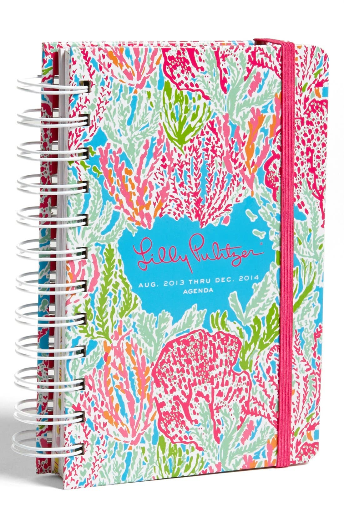Alternate Image 1 Selected - Lilly Pulitzer® 'Let's Cha Cha' Pocket Agenda