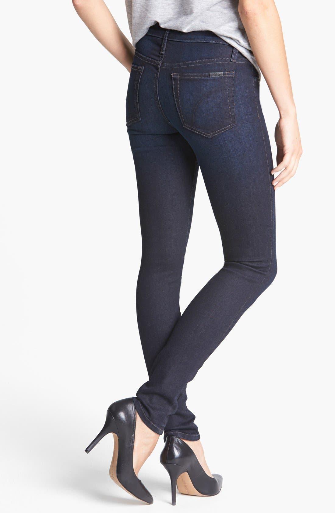 Alternate Image 2  - Joe's 'The Skinny' Stretch Skinny Jeans (Auria)