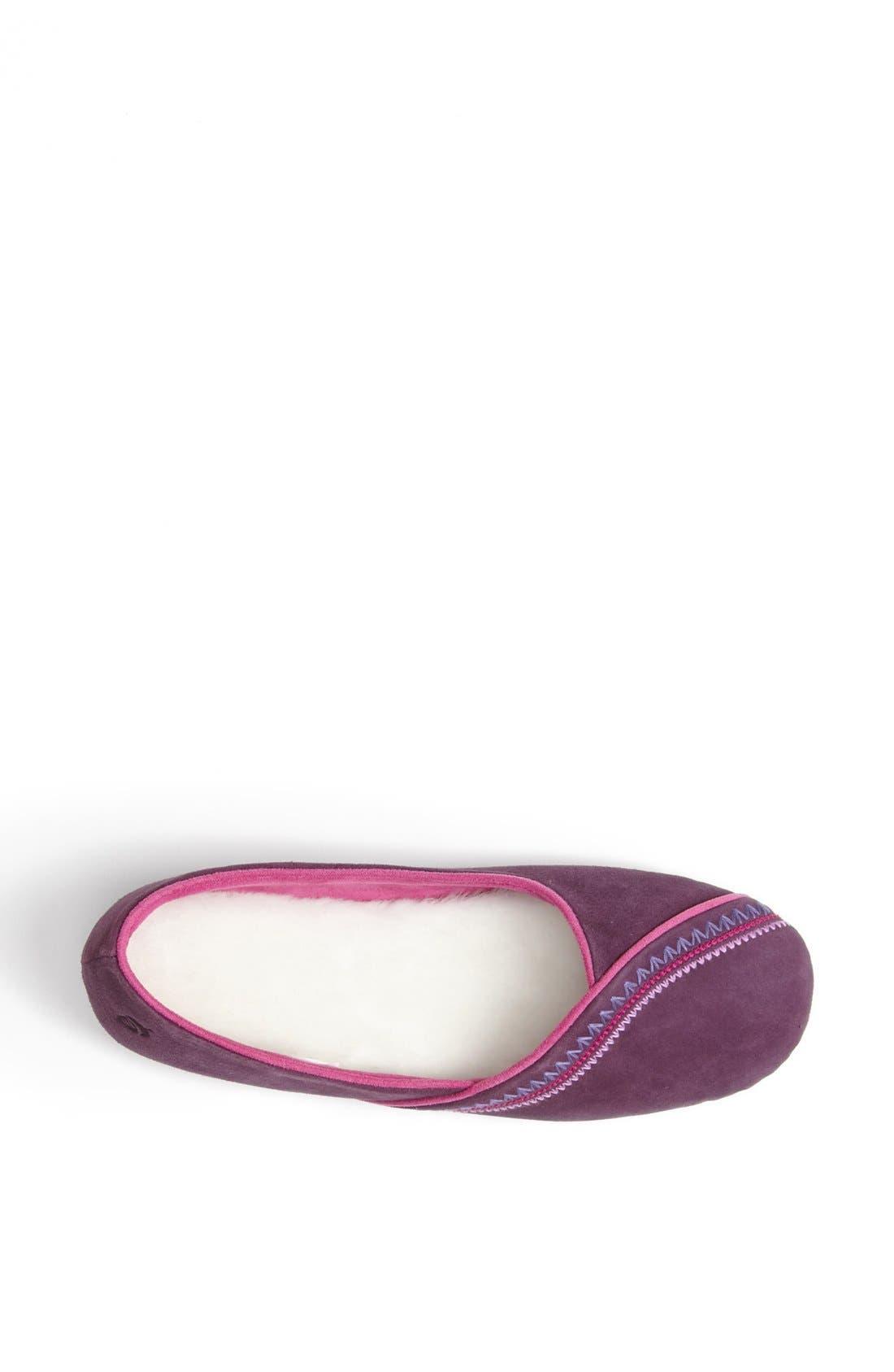 Alternate Image 3  - Acorn Ballet Slipper