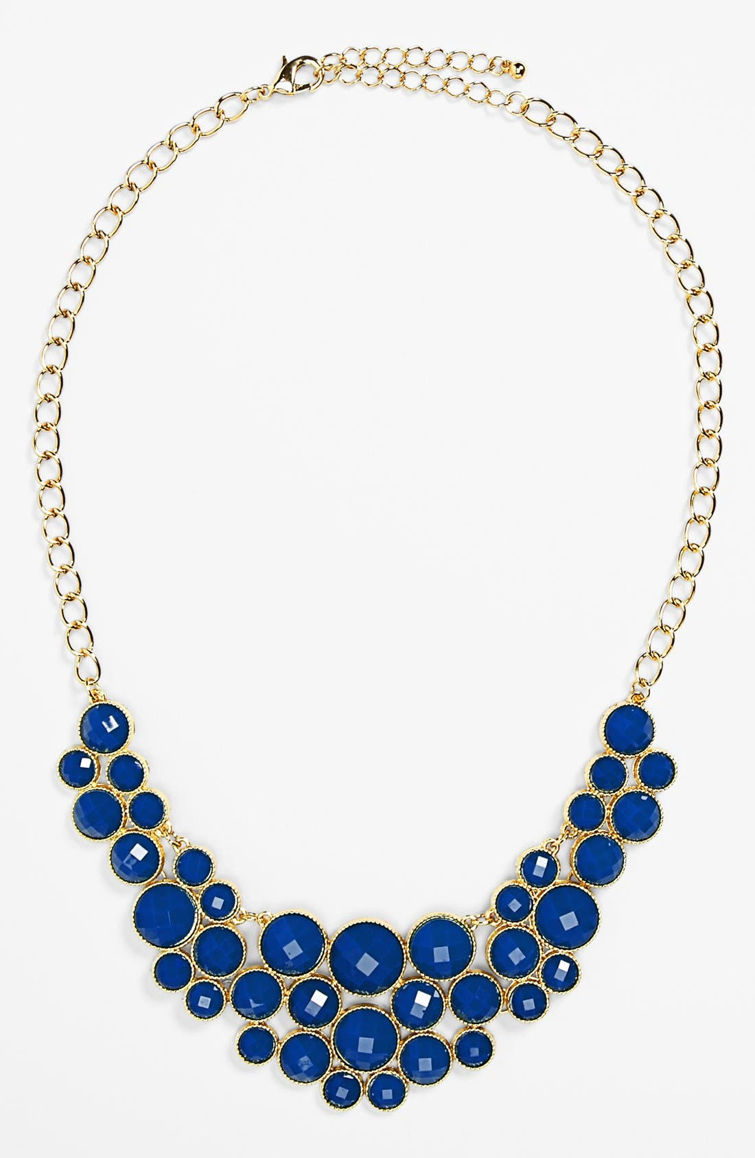 Main Image - Devan Statement Necklace (Juniors)