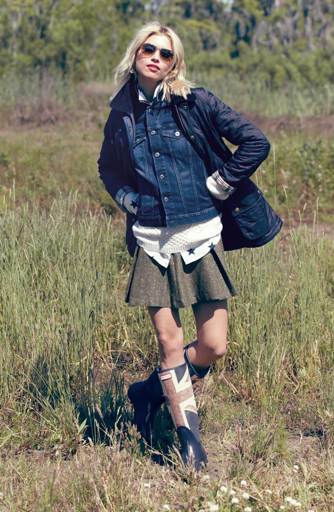 Alternate Image 6  - Hunter 'Original British' Rain Boot (Women)