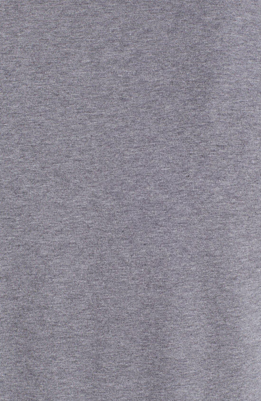 Alternate Image 3  - Michael Kors Fleece Long Sleeve Top
