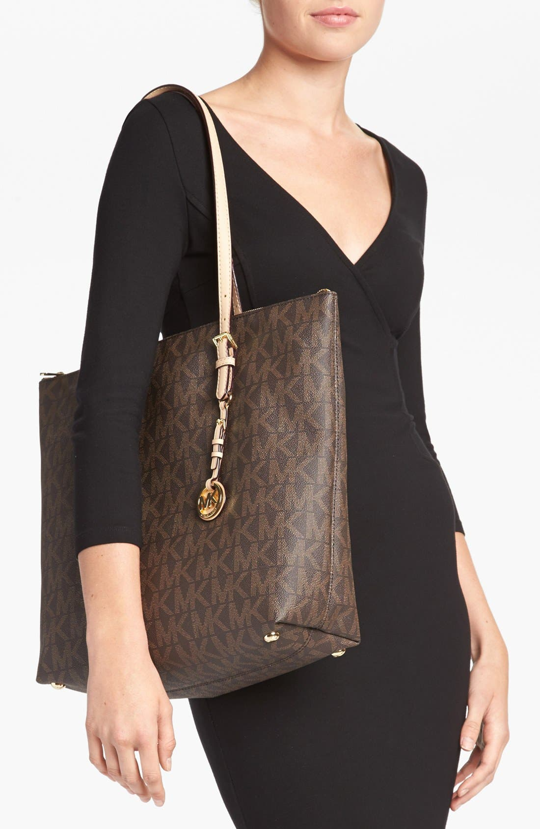 Alternate Image 2  - MICHAEL Michael Kors 'Signature' Tote