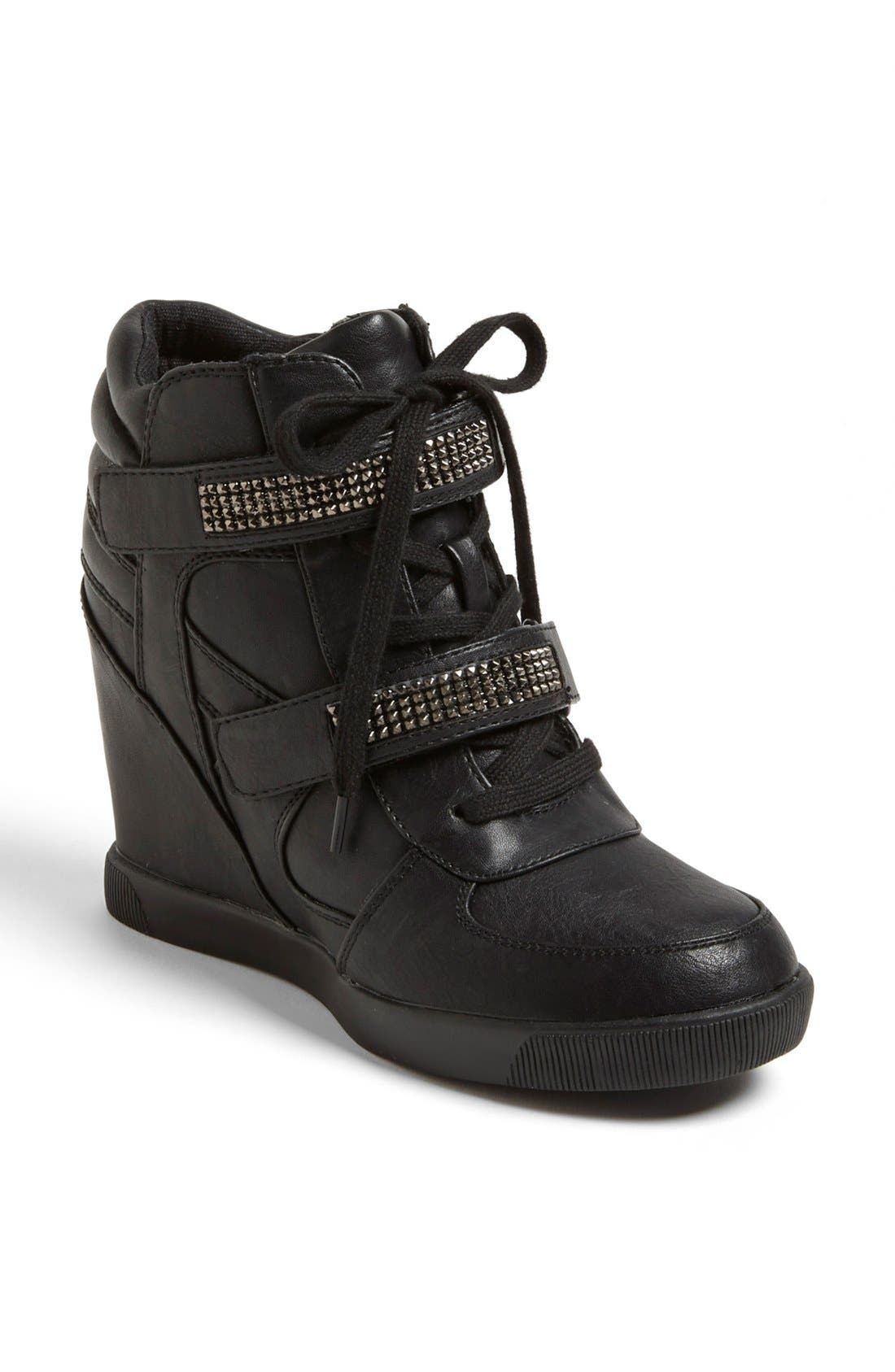Main Image - MIA 'Flamee' Wedge Sneaker