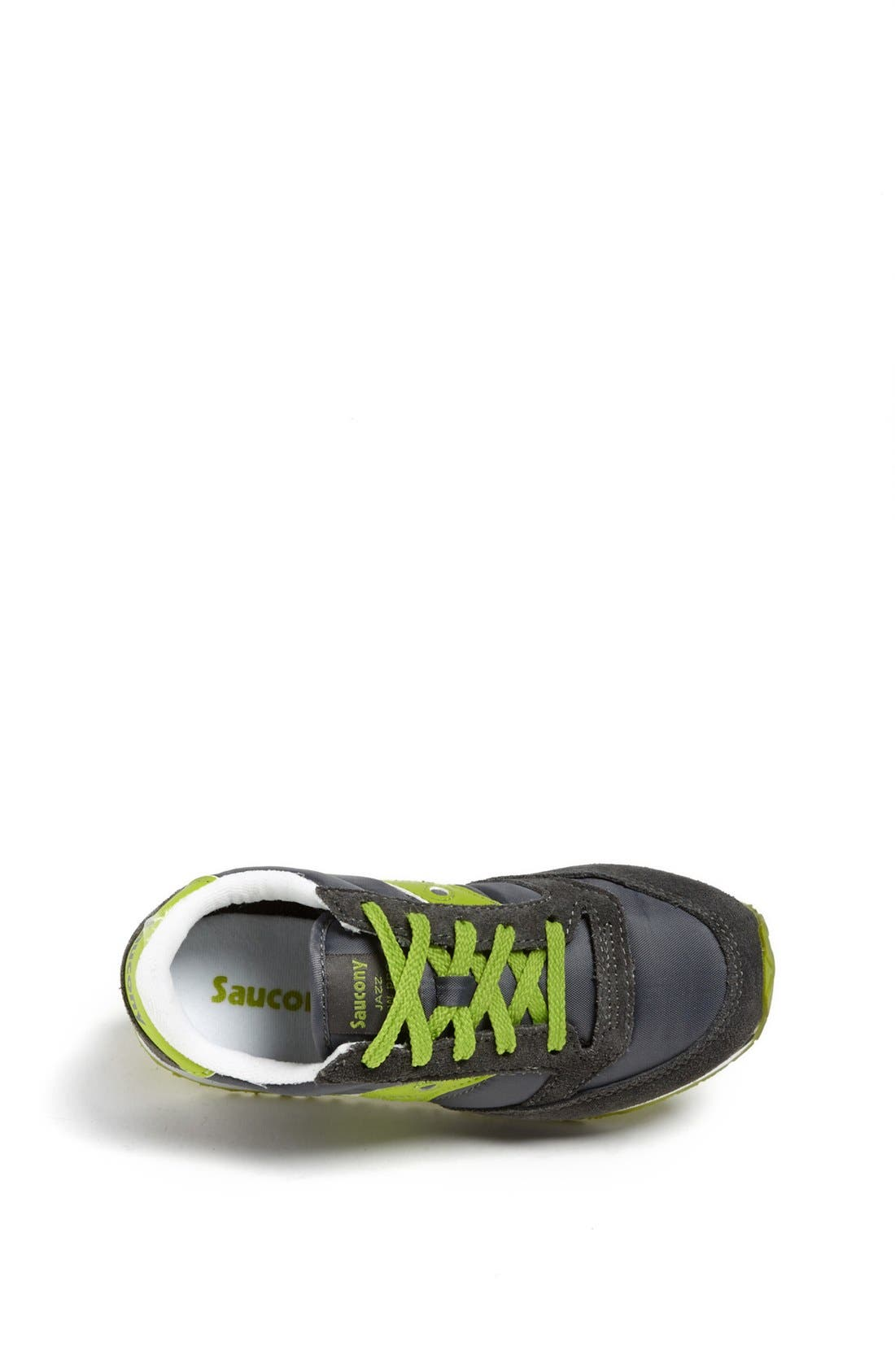 Alternate Image 3  - Saucony 'Jazz - LowPro' Sneaker (Toddler & Little Kid)