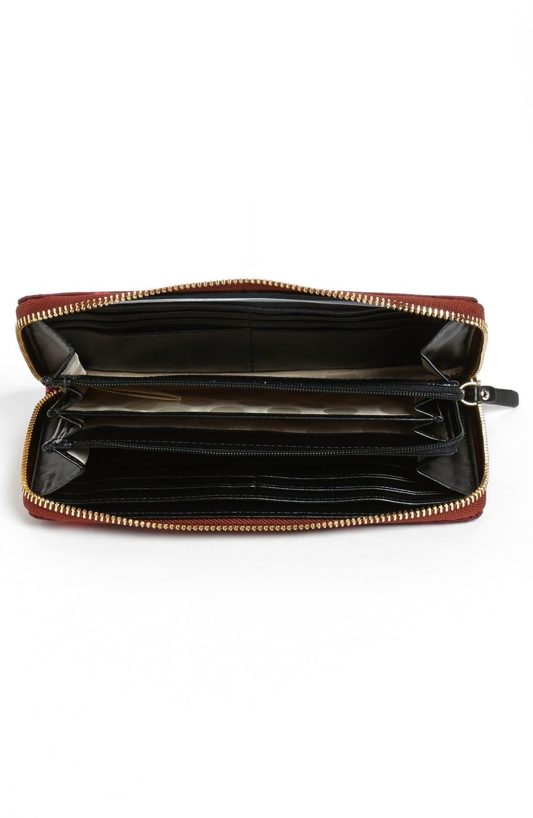 Alternate Image 3  - kate spade new york 'flatiron - lacey' wallet