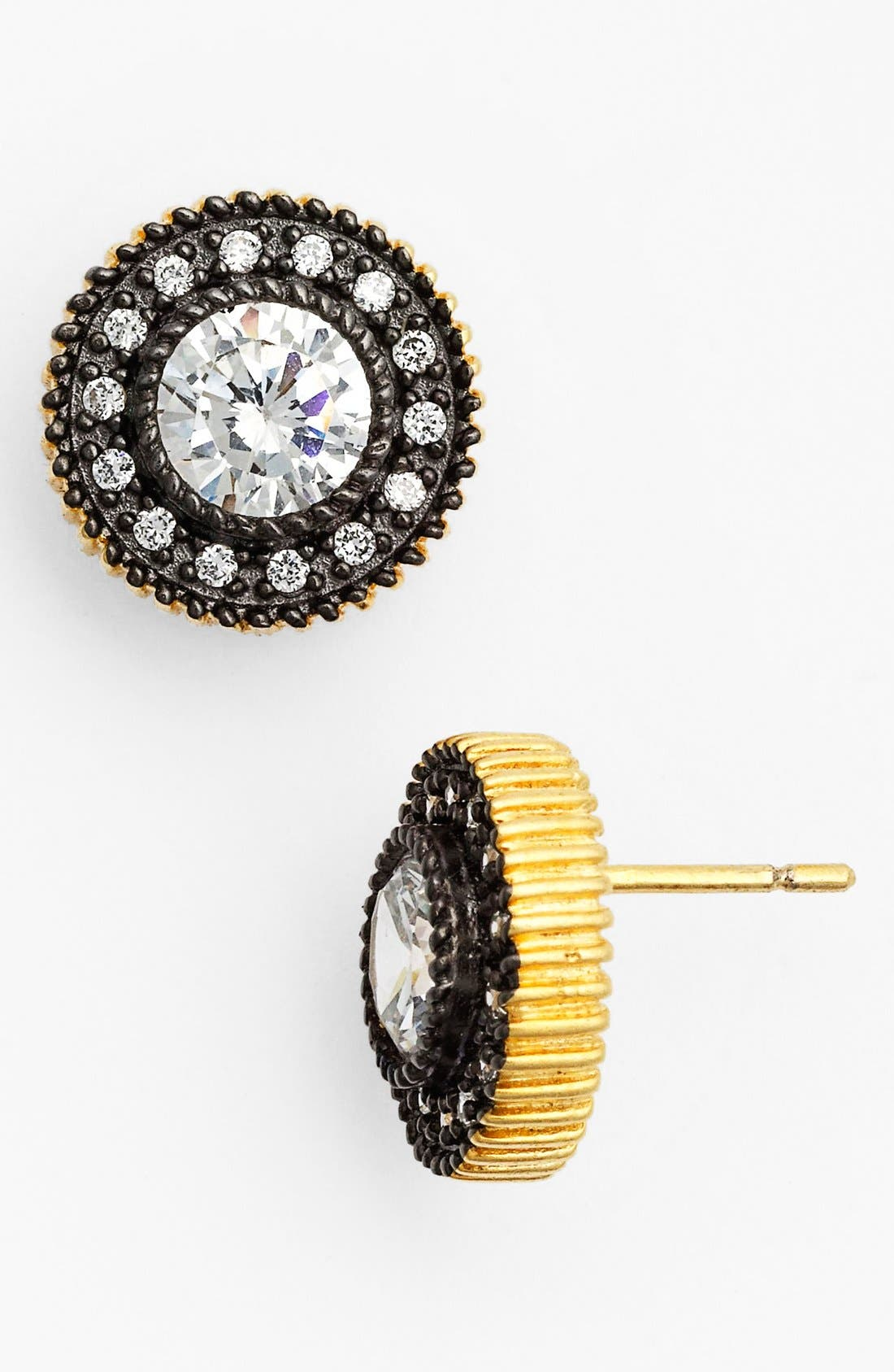 Alternate Image 1 Selected - FREIDA ROTHMAN 'Classics' Stud Earrings