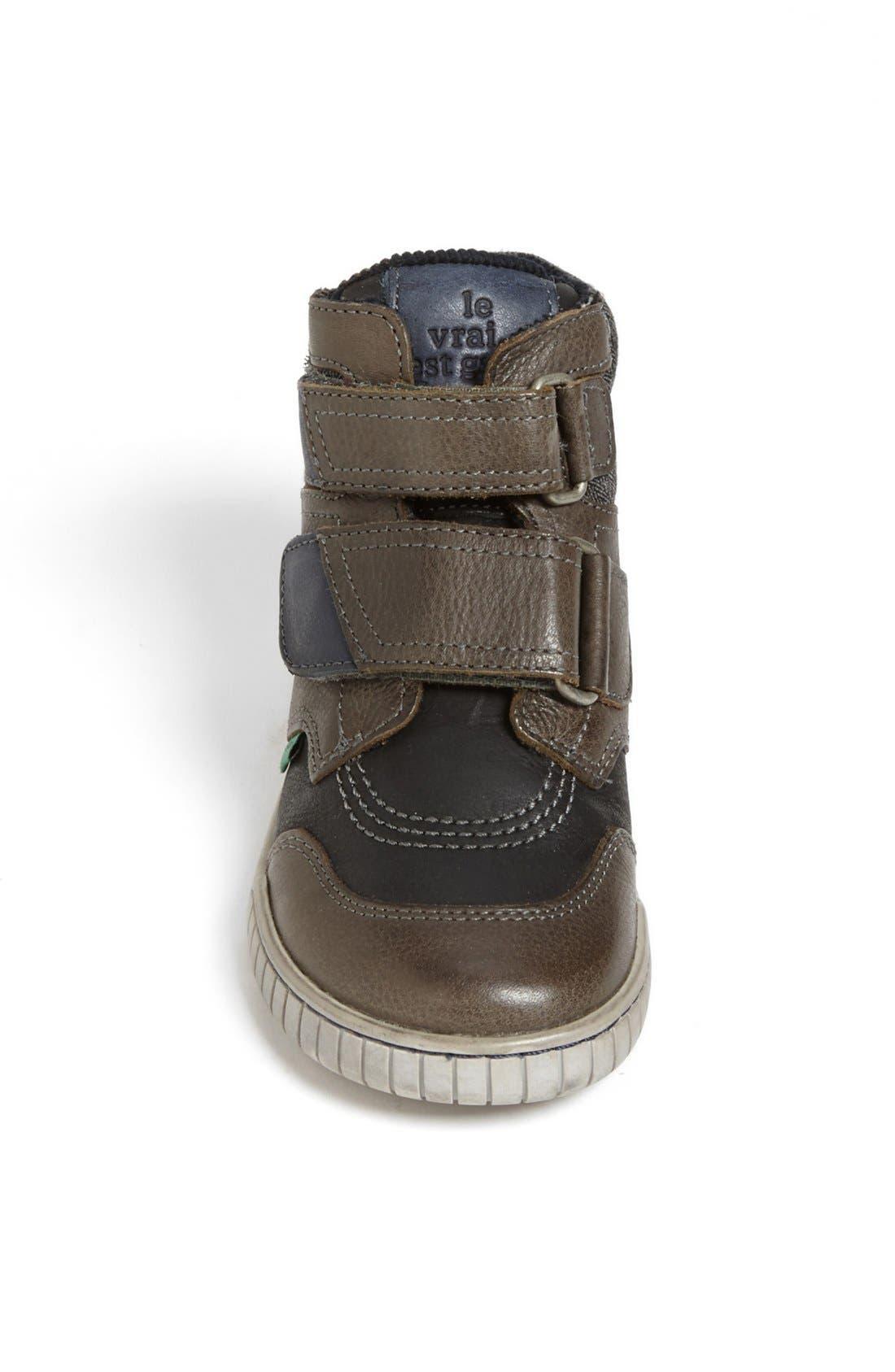 Alternate Image 3  - Kickers 'Windsor 4' Sneaker (Toddler & Little Kid)