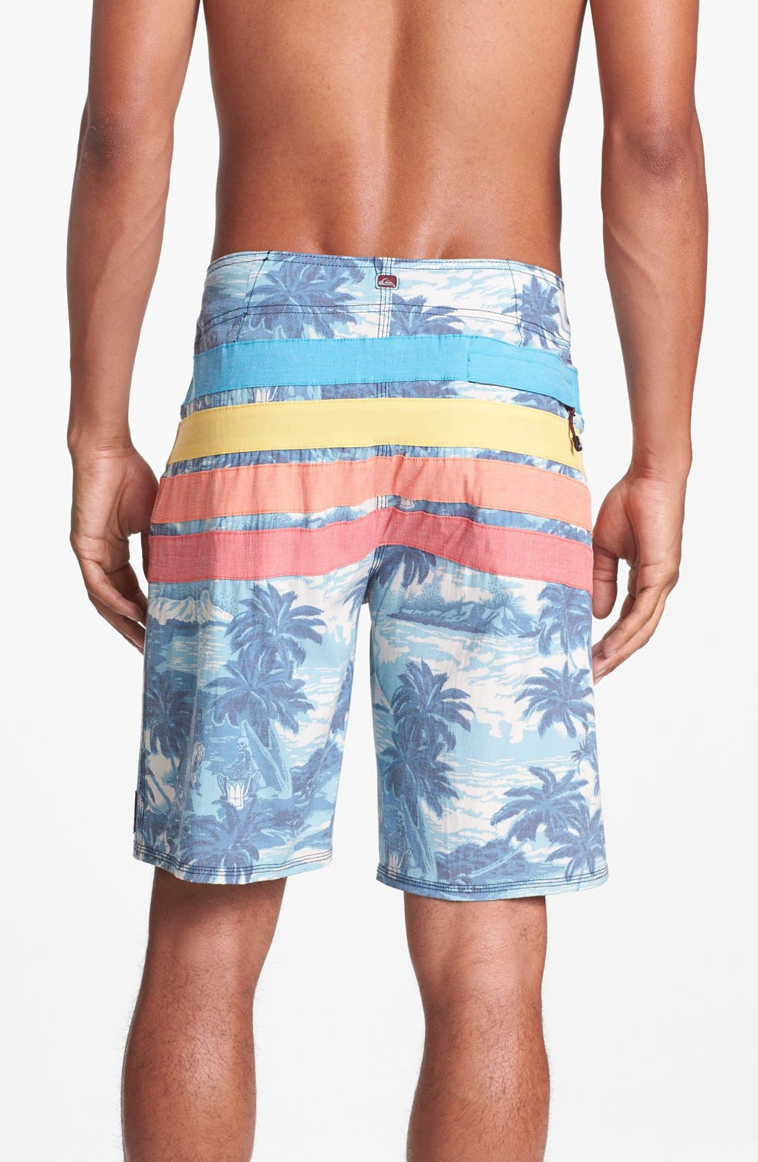 Alternate Image 2  - Quiksilver 'Jayolio' Board Shorts