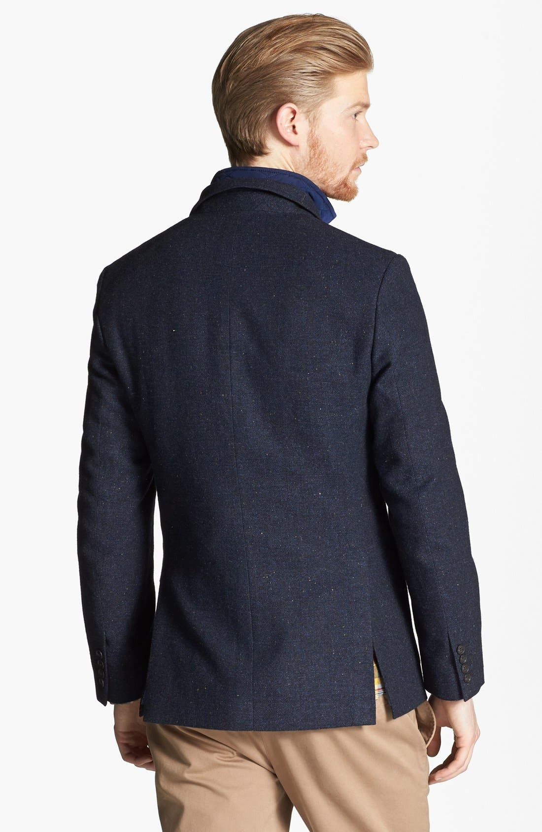 Alternate Image 2  - Jack Spade 'Burton' Blazer