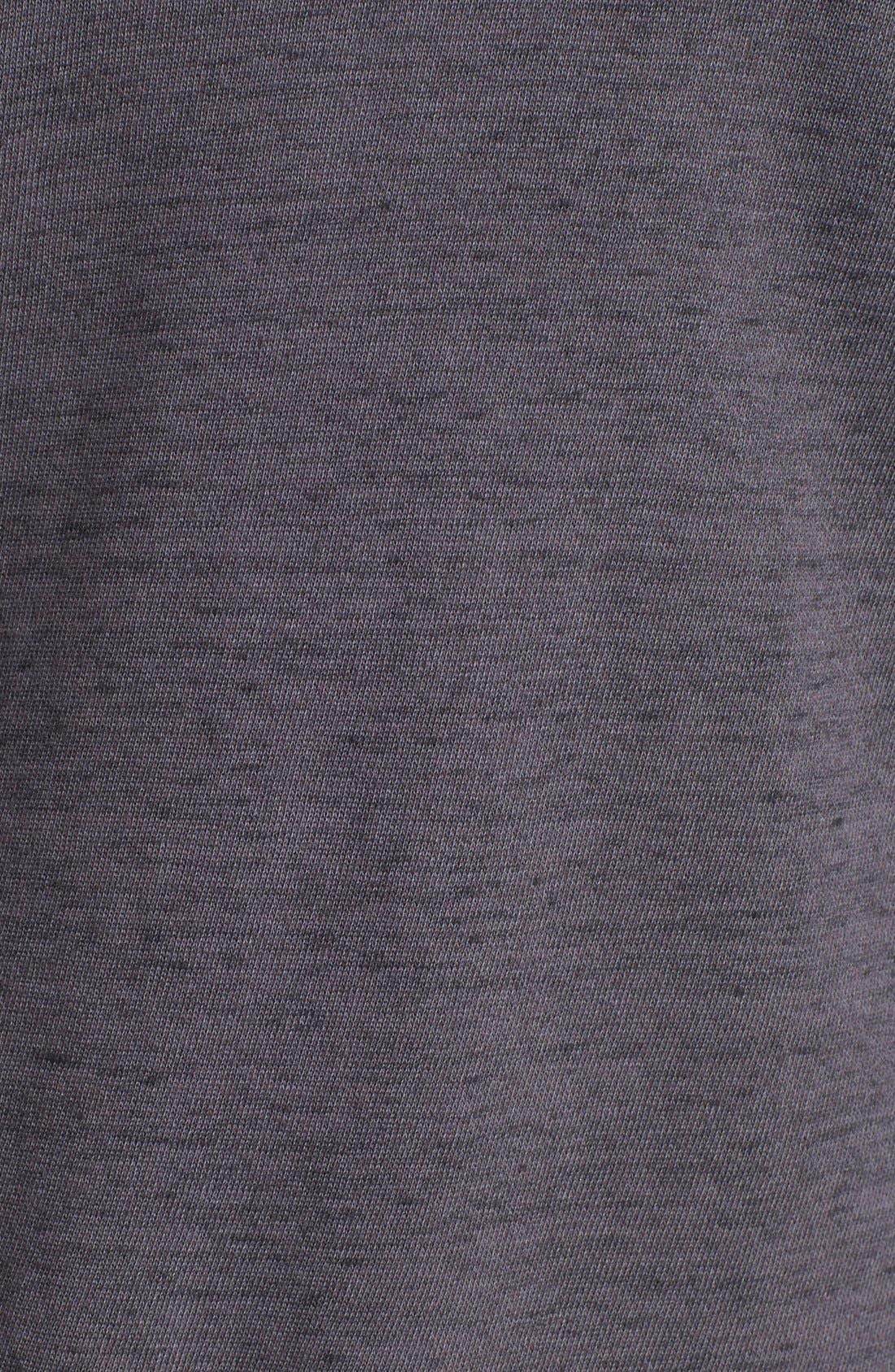 Alternate Image 3  - Splendid Space Dye Zip Hoodie