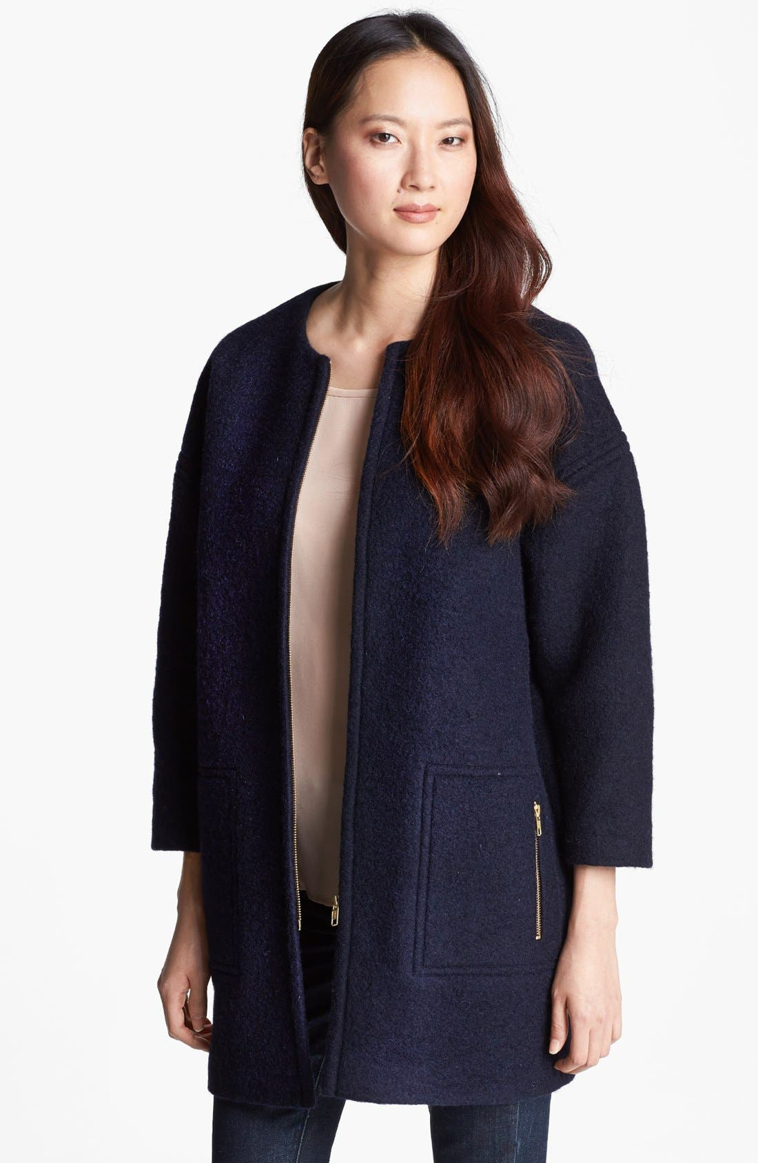 Alternate Image 1  - Helene Berman Wool Blend Coat