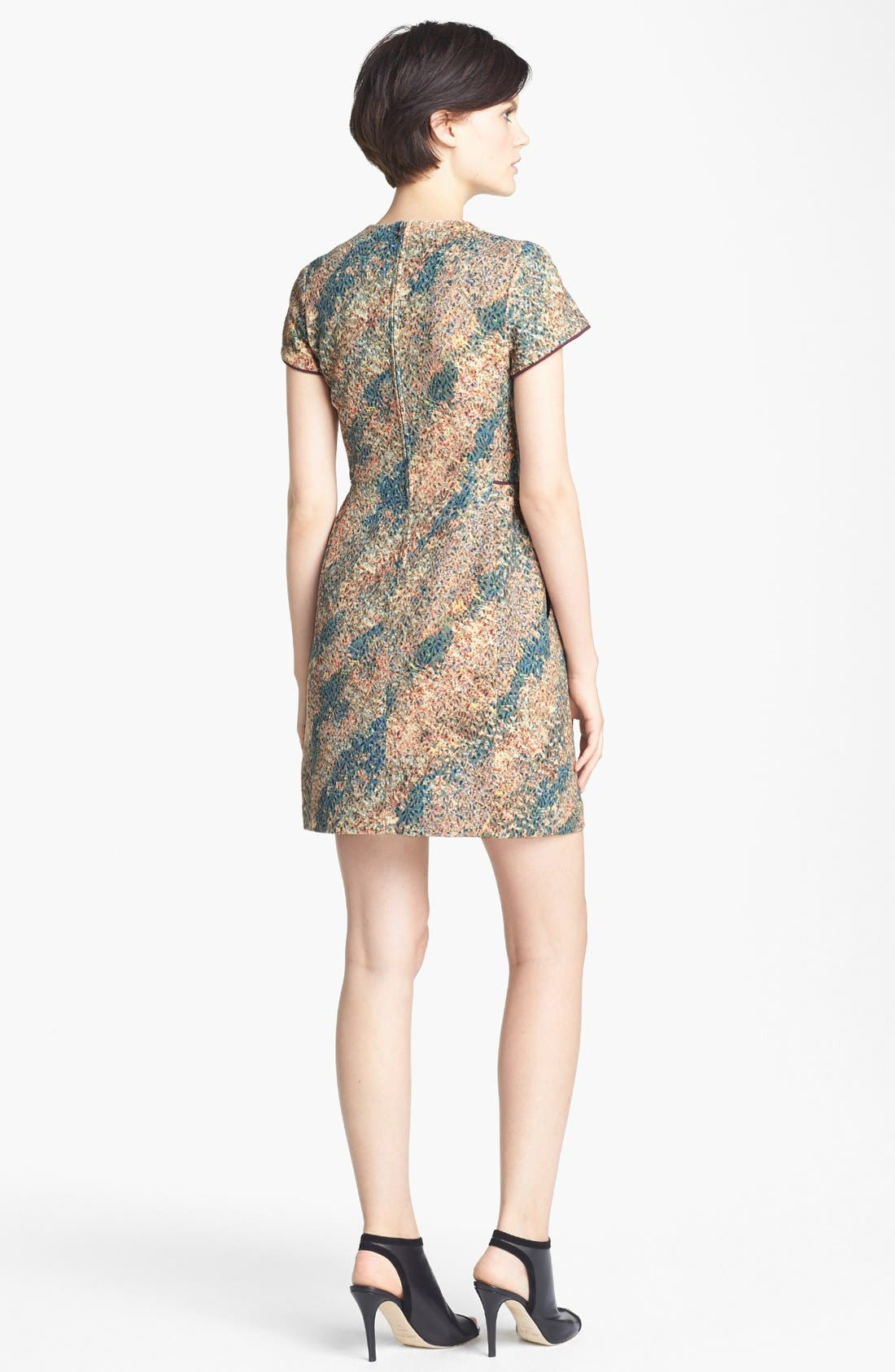 Alternate Image 3  - Mcginn 'Gabriella' Print Dress