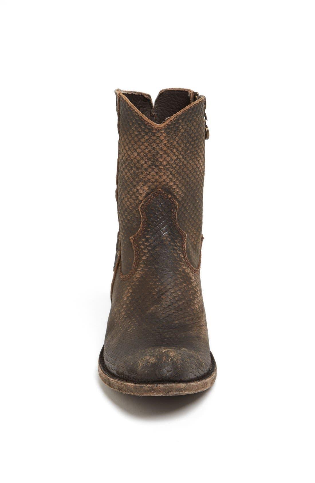 Alternate Image 3  - Liberty Black Studded Short Western Boot