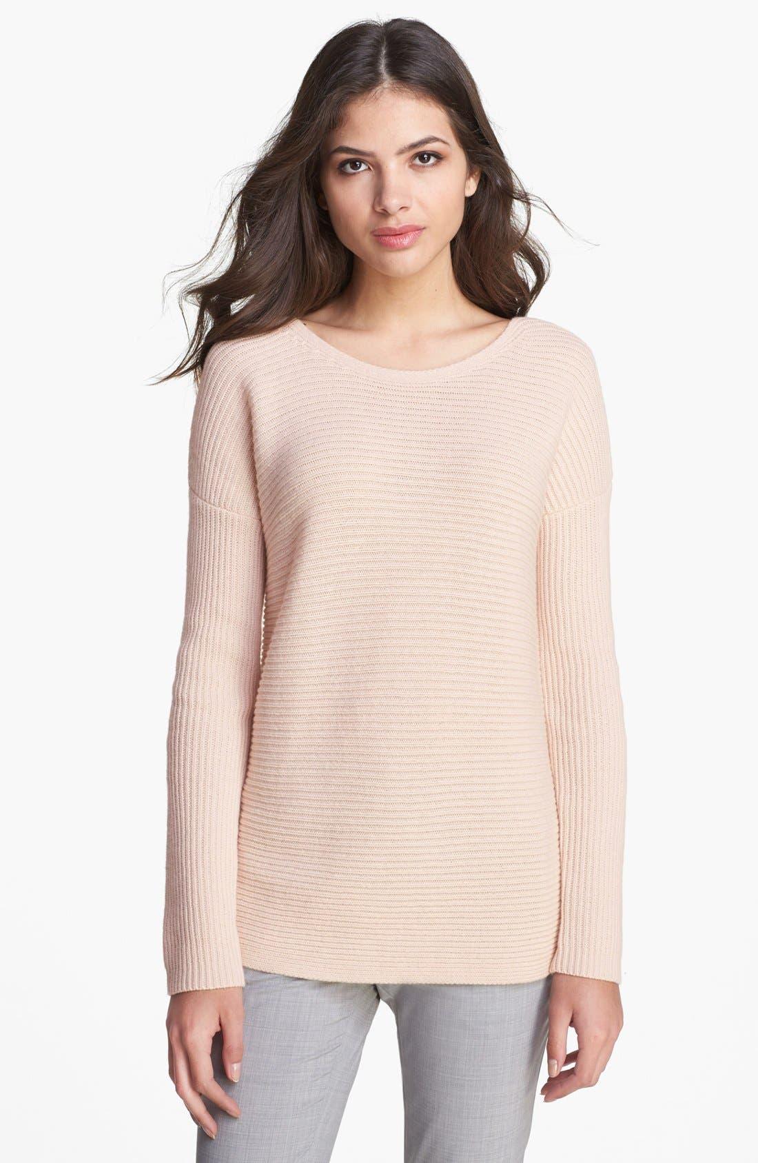 Main Image - Theory 'Lorinna' Wool Sweater