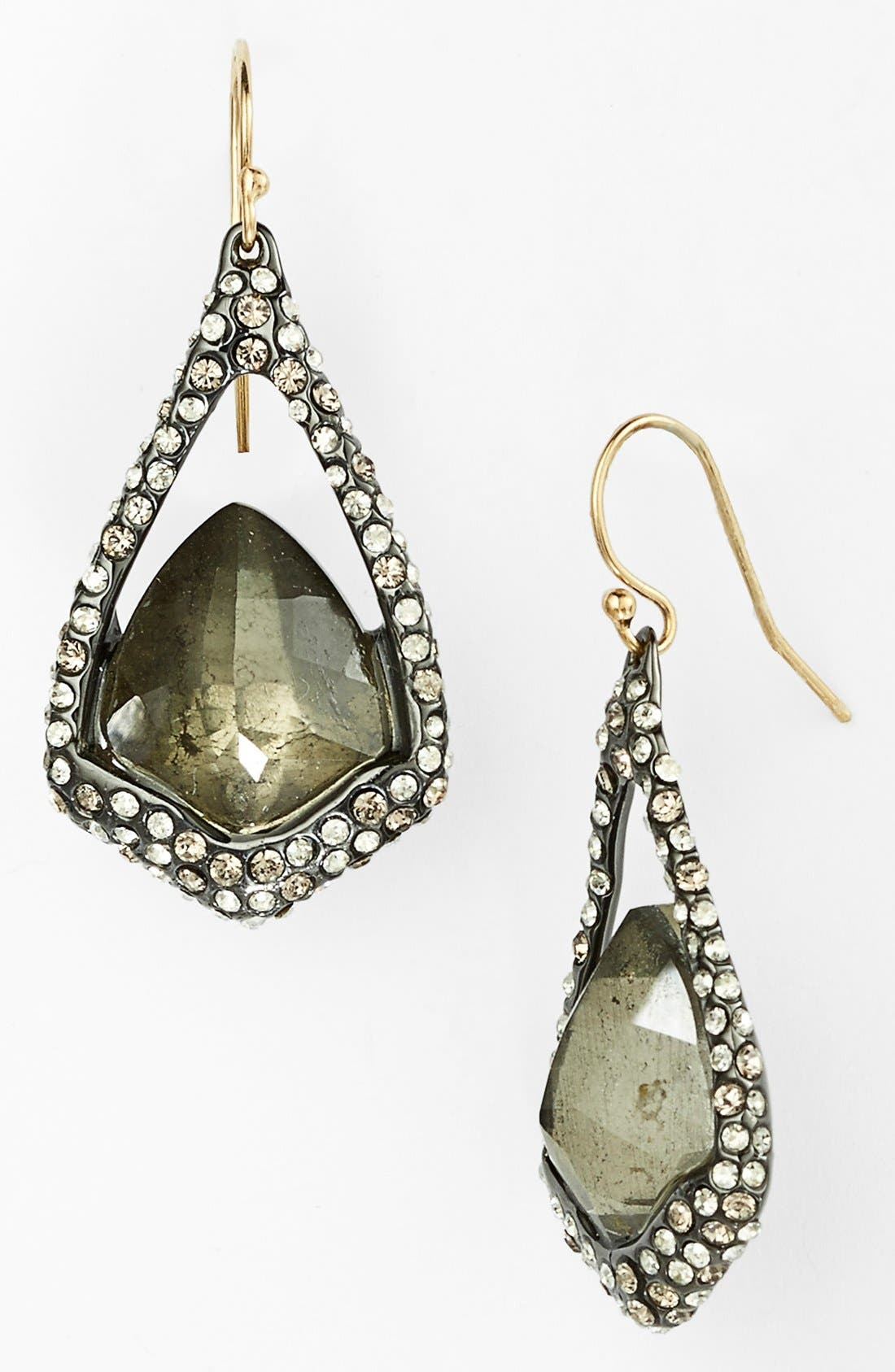 Alternate Image 1 Selected - Alexis Bittar 'Miss Havisham' Doublet Drop Earrings