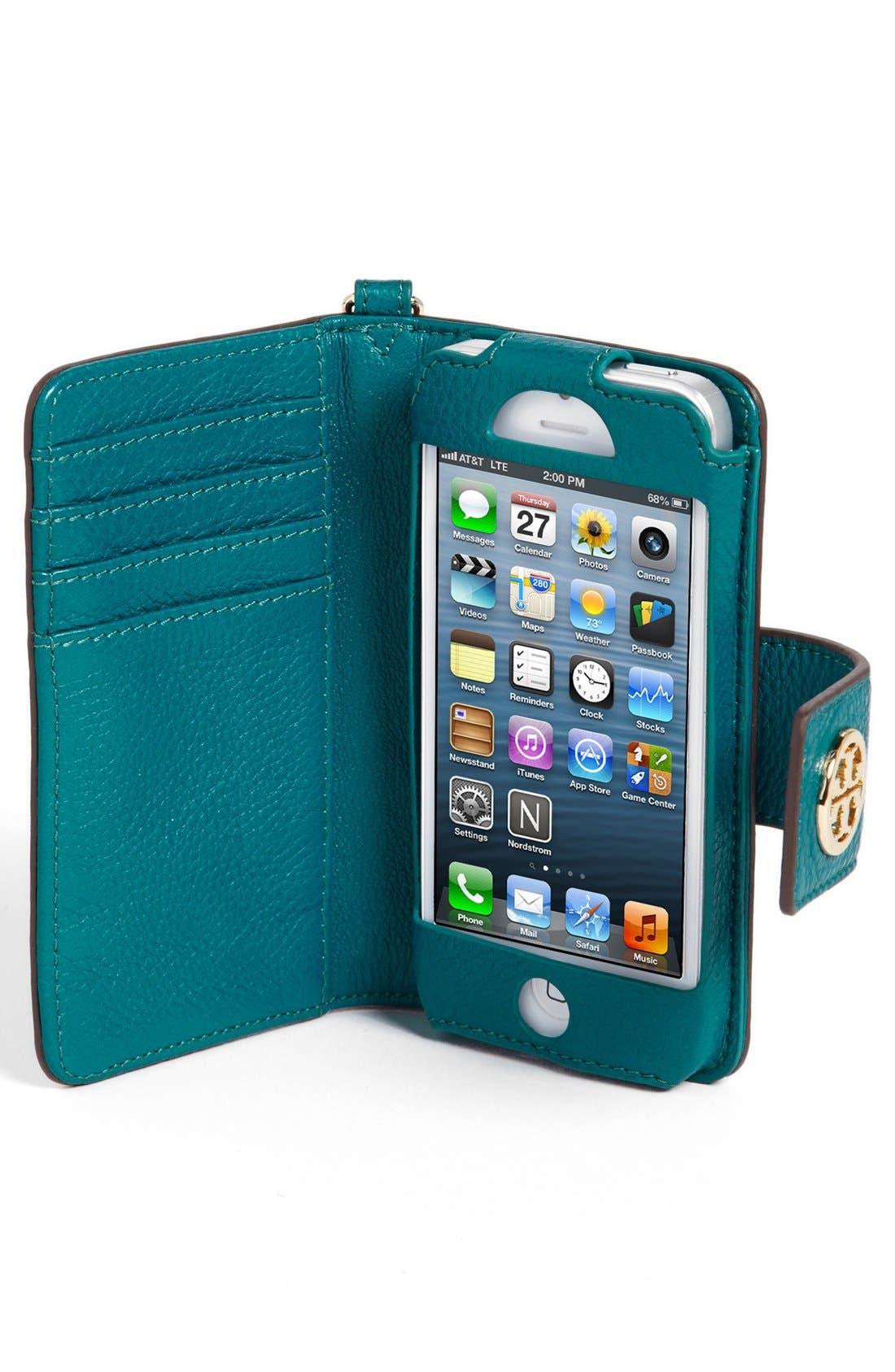 Alternate Image 3  - Tory Burch 'Amanda' Smartphone Wallet