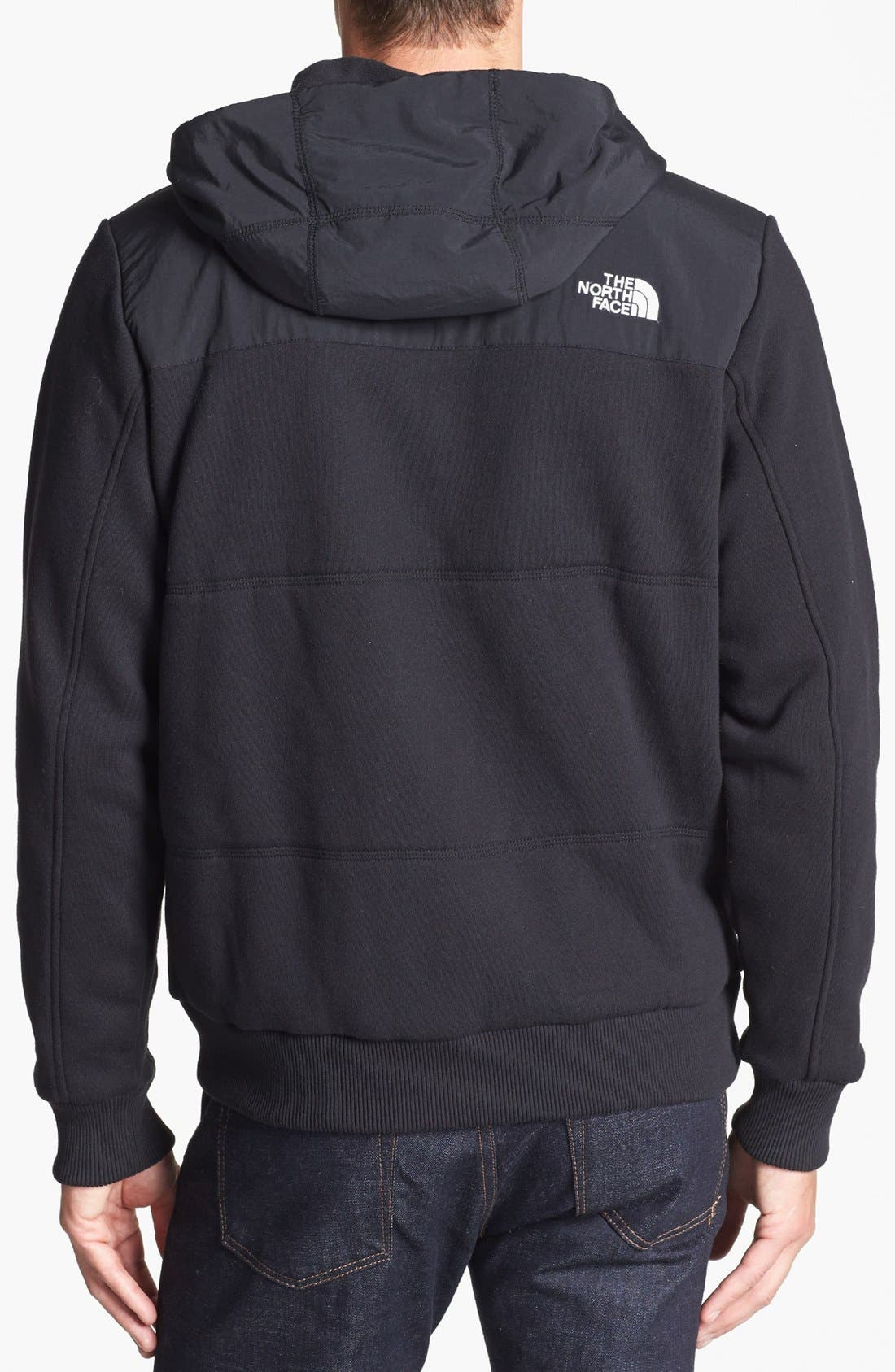 Alternate Image 2  - The North Face 'Rivington' Hooded Fleece Sweatshirt