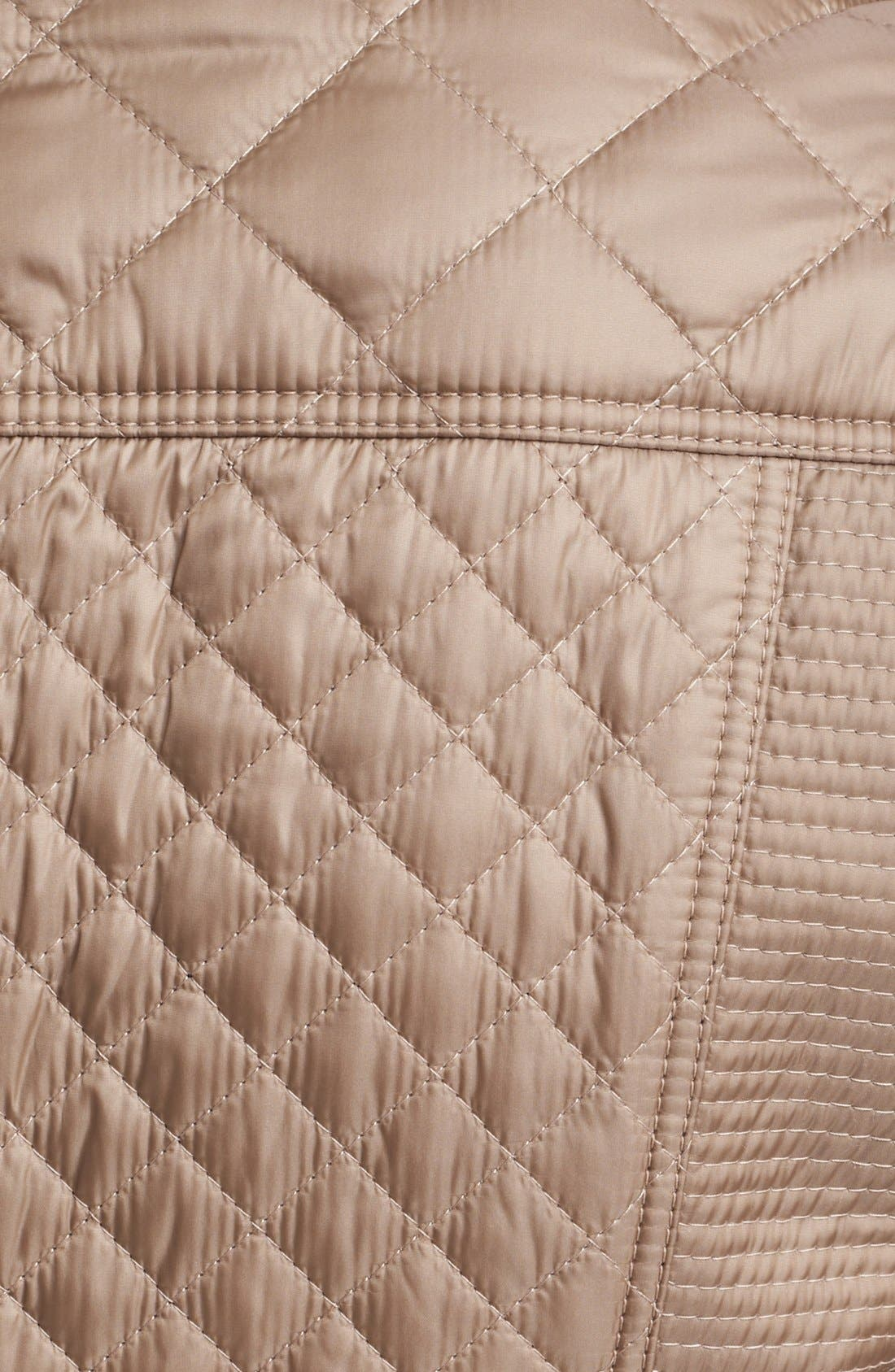 Alternate Image 3  - Burberry London Quilted Jacket